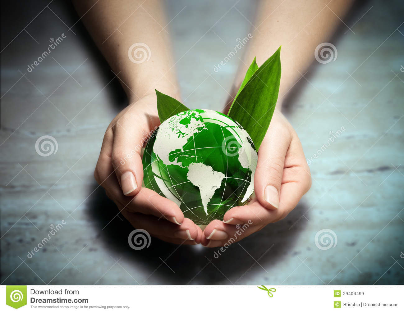 Green World Stock Photos Royalty Free Pictures