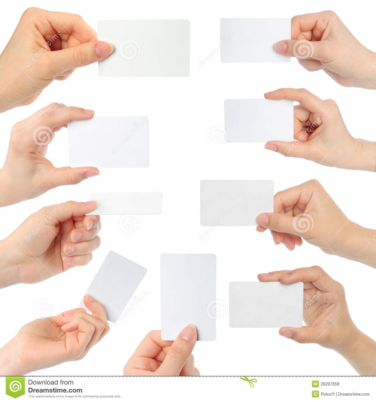 Hands hold business cards stock image. Image of advertising - 26297659