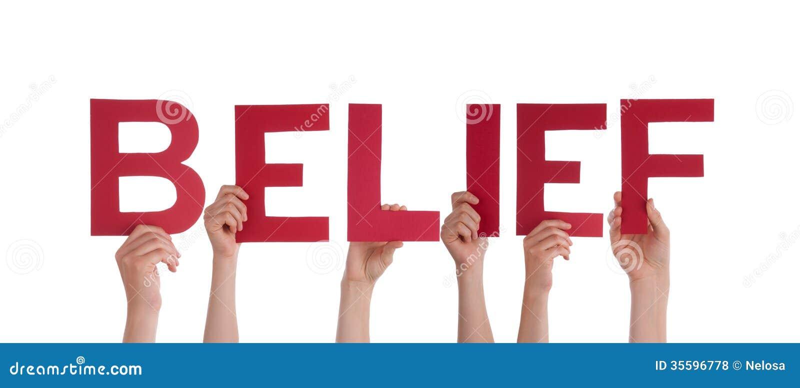 Hands Holding Belief stock photo. Image of caucasian ...