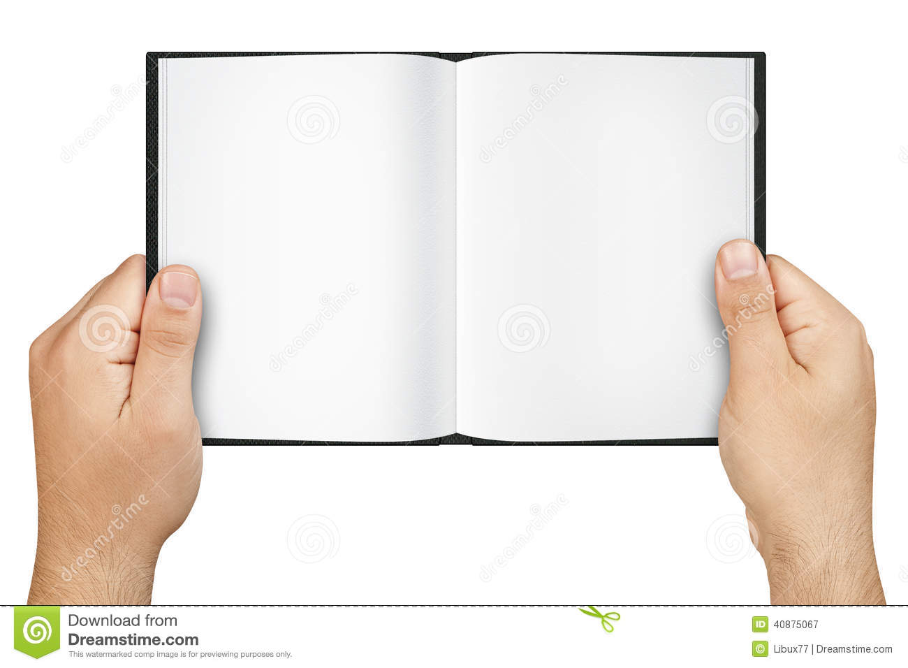 how to draw a hand holding a book
