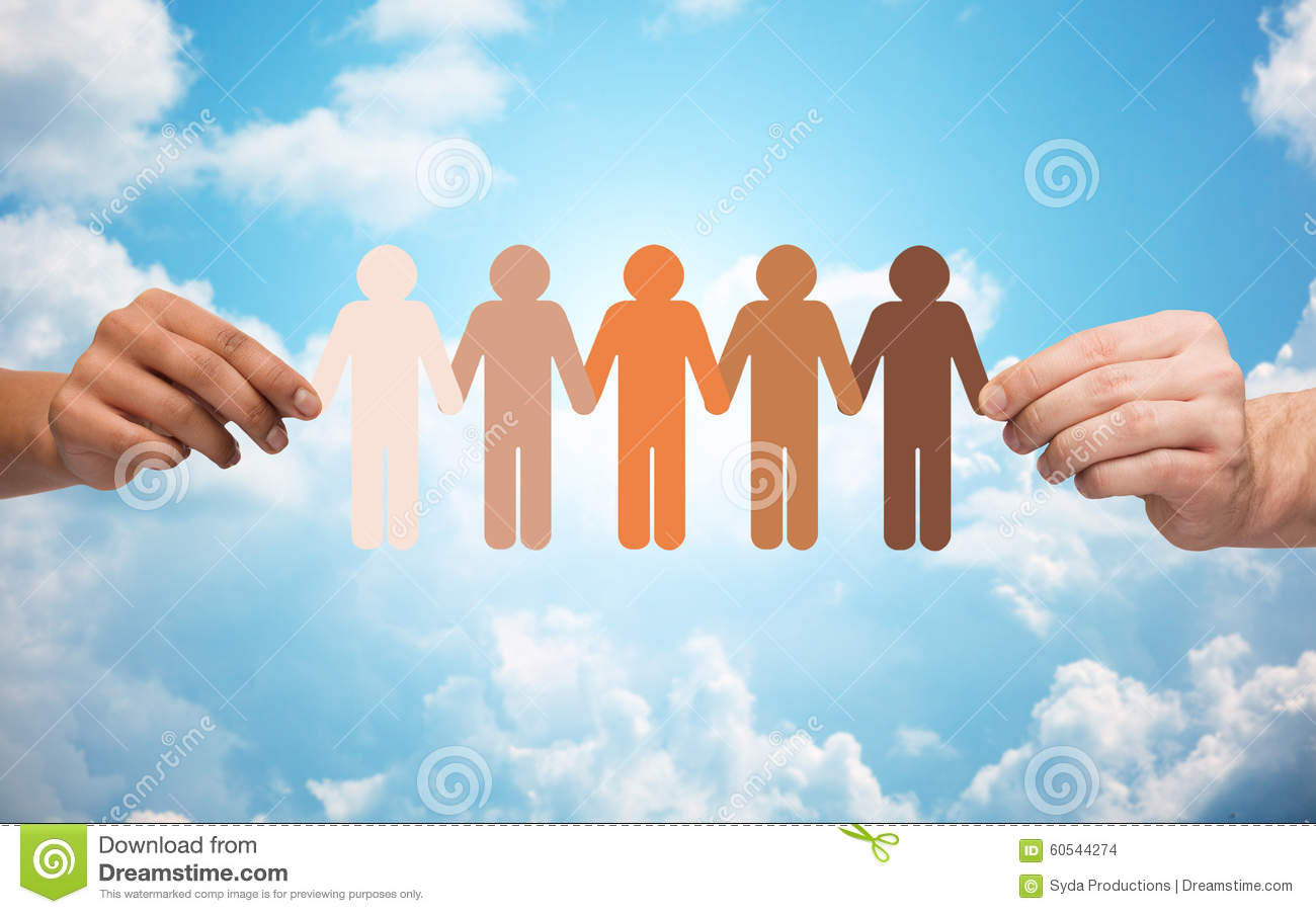 a report on the influence of race to the community and the people On views of race and inequality, blacks and whites are of their race or ethnicity many blacks also report feeling black community are more.