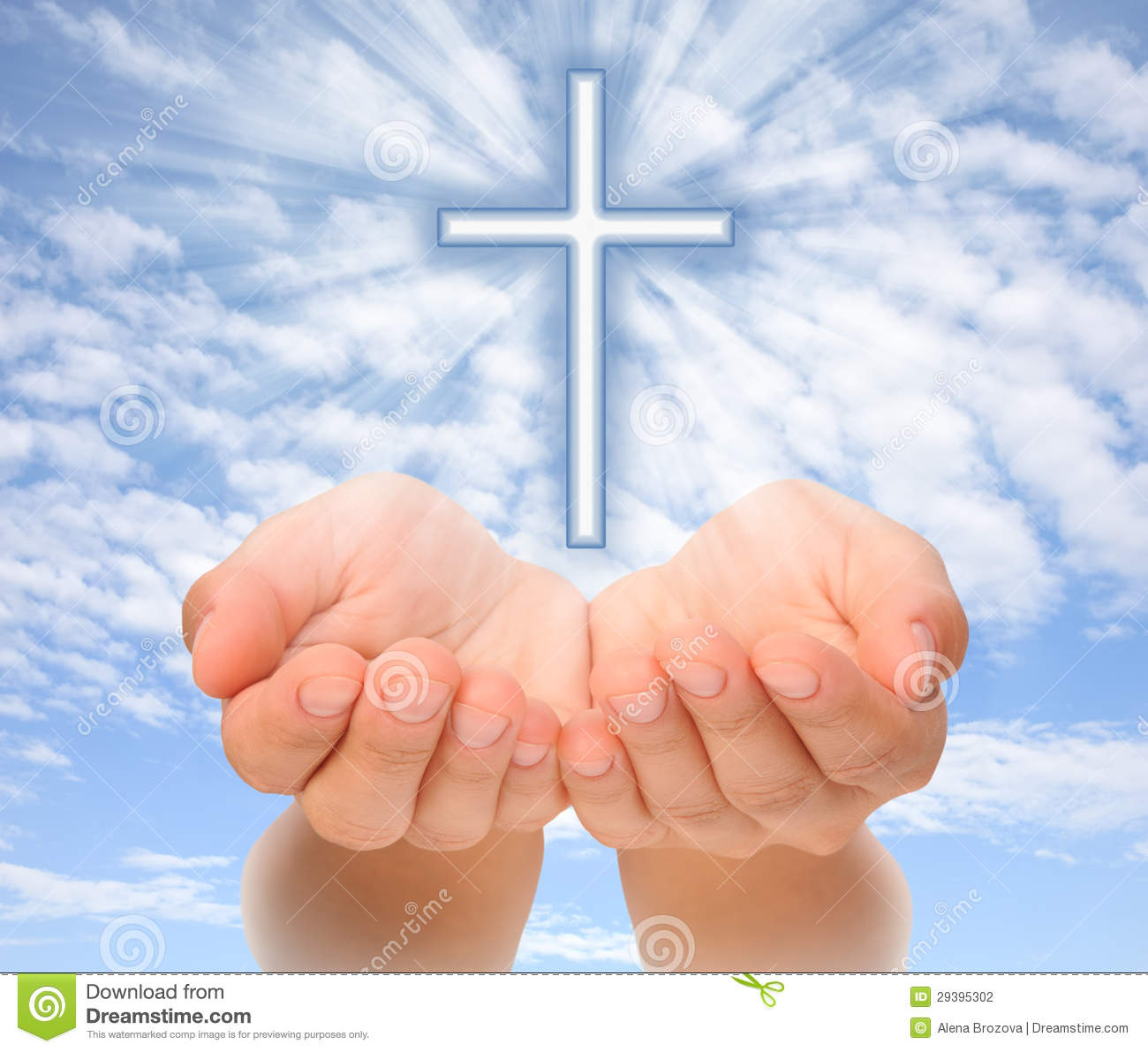 hands holding christian cross with light beams stock prayer hands clip art black and white prayer hands clip art png vector