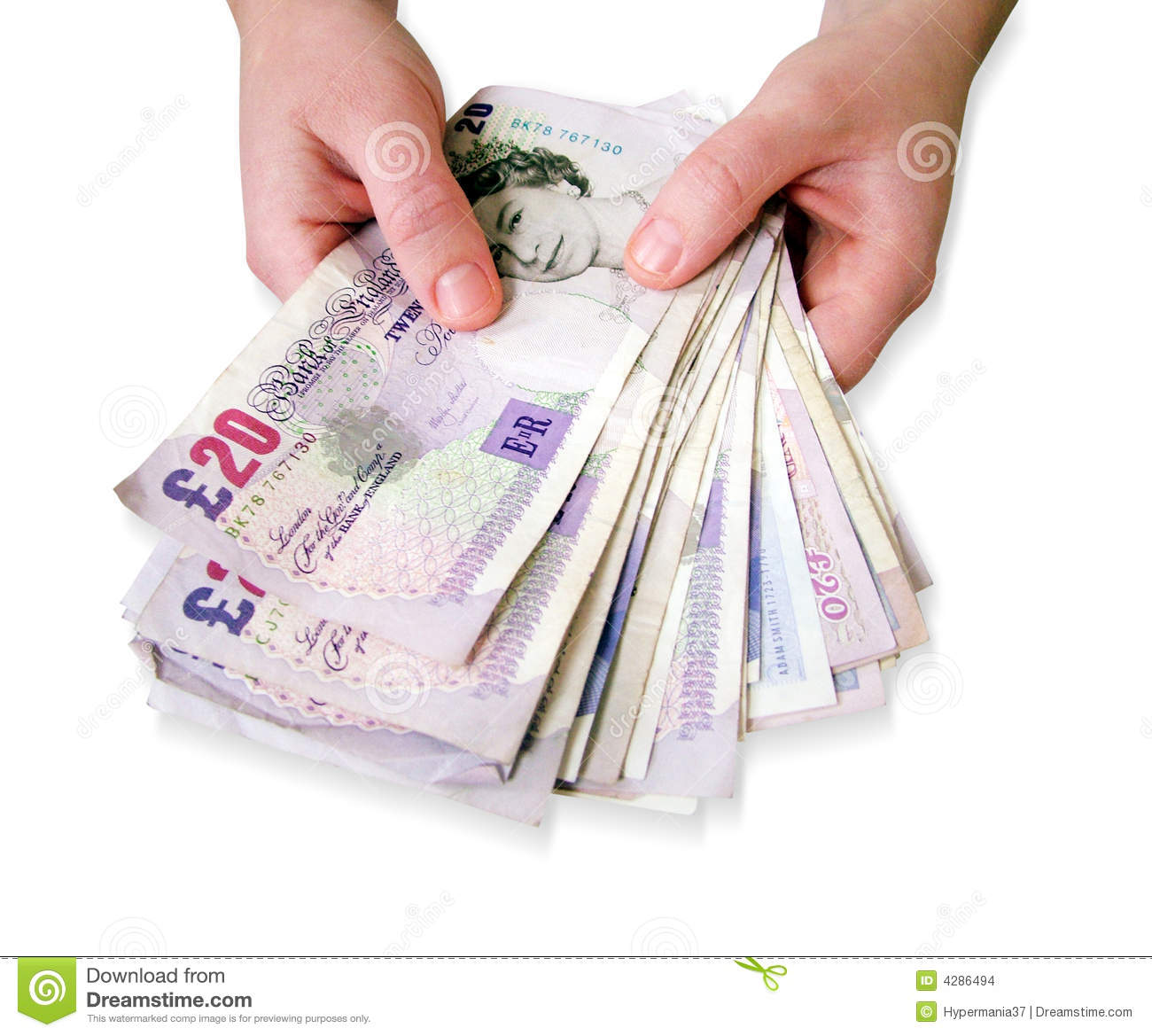 Hands holding money editorial stock image. Image of ...Holding Money In Hand