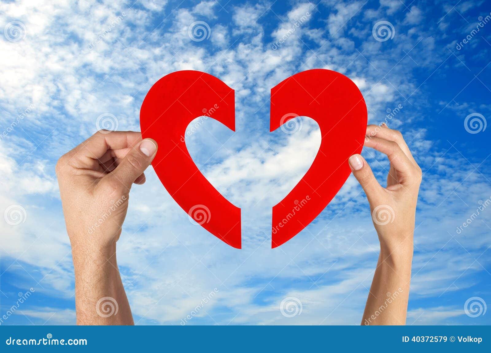 half hand heart gallery - photo #17