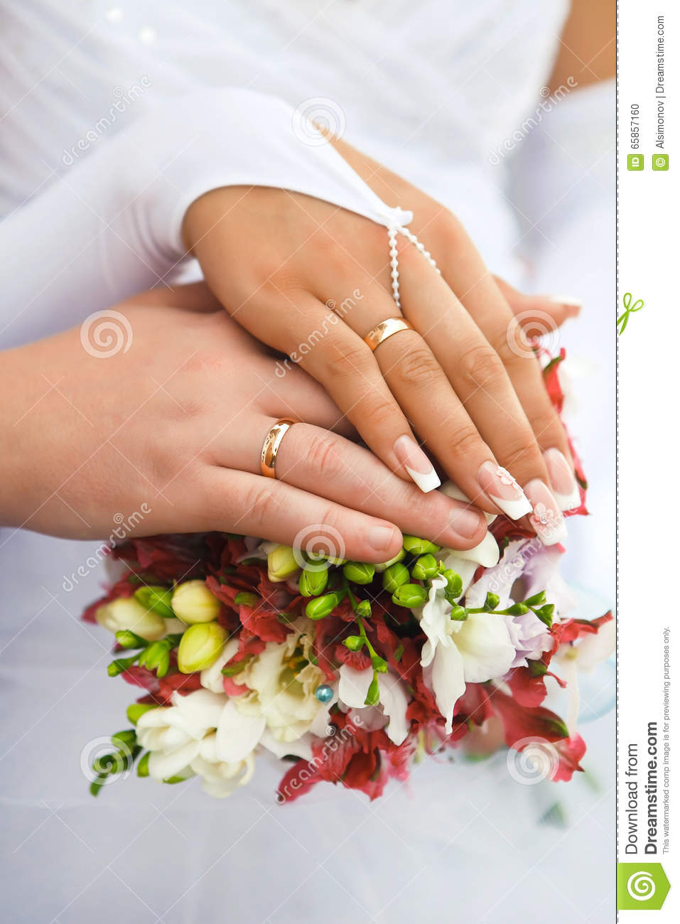 hands men and women with wedding rings - Men And Women Wedding Rings