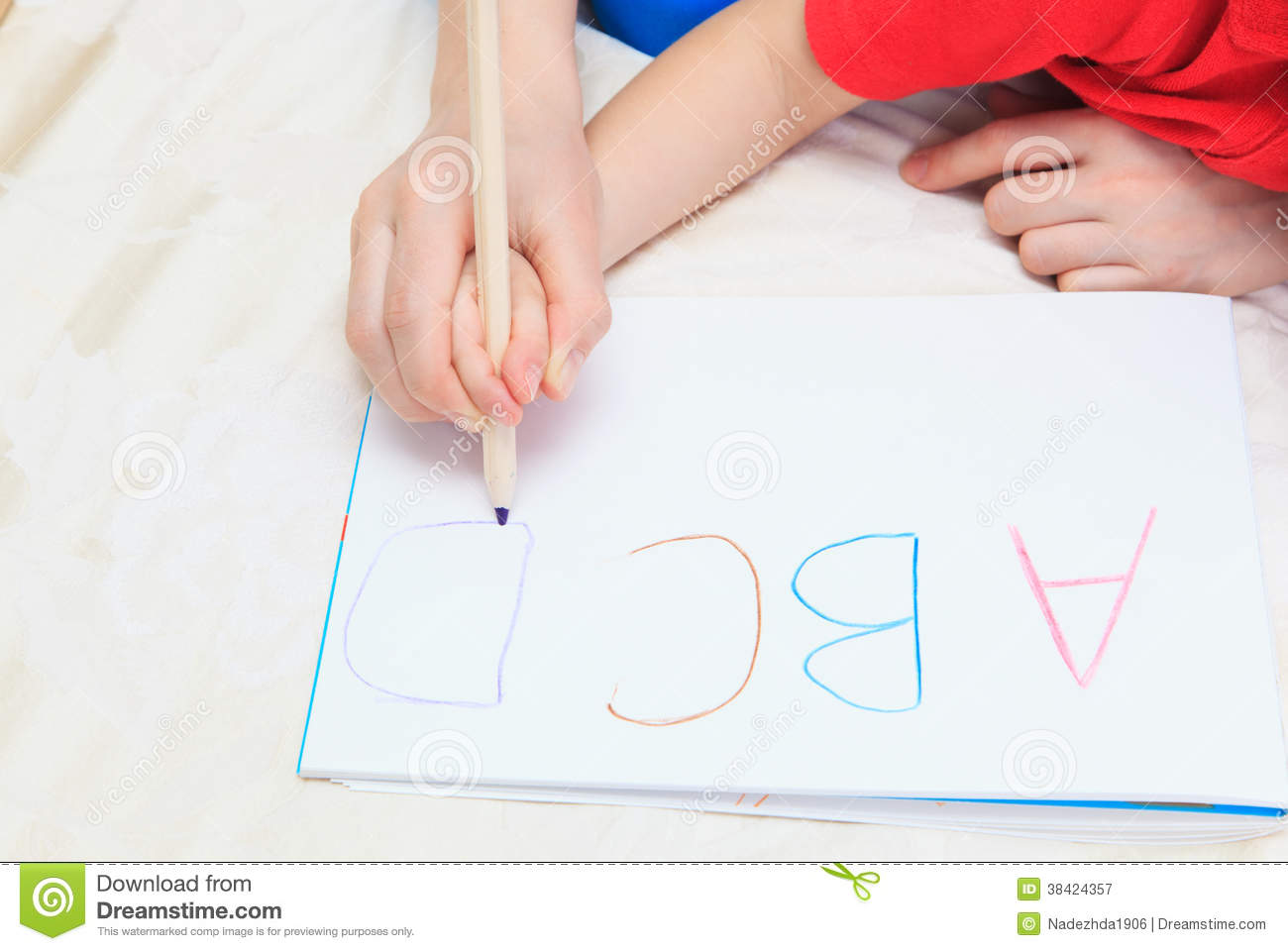 hands of mother and child writing letters stock image image hands of mother and child writing letters royalty stock photography