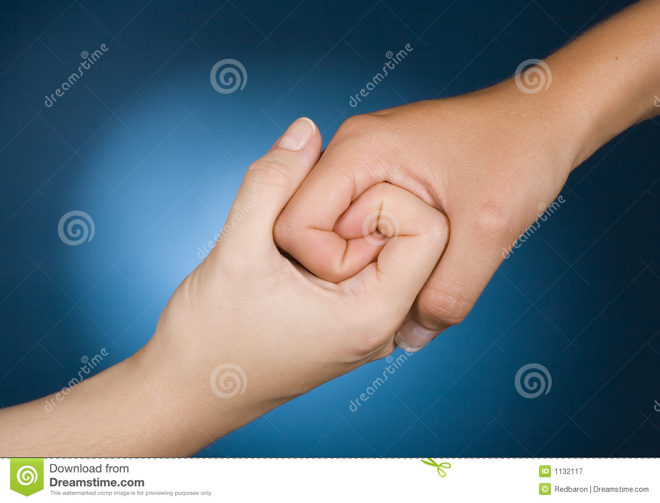Hands Show Sympathy Royalty Free Stock Photography - Image: 1132117