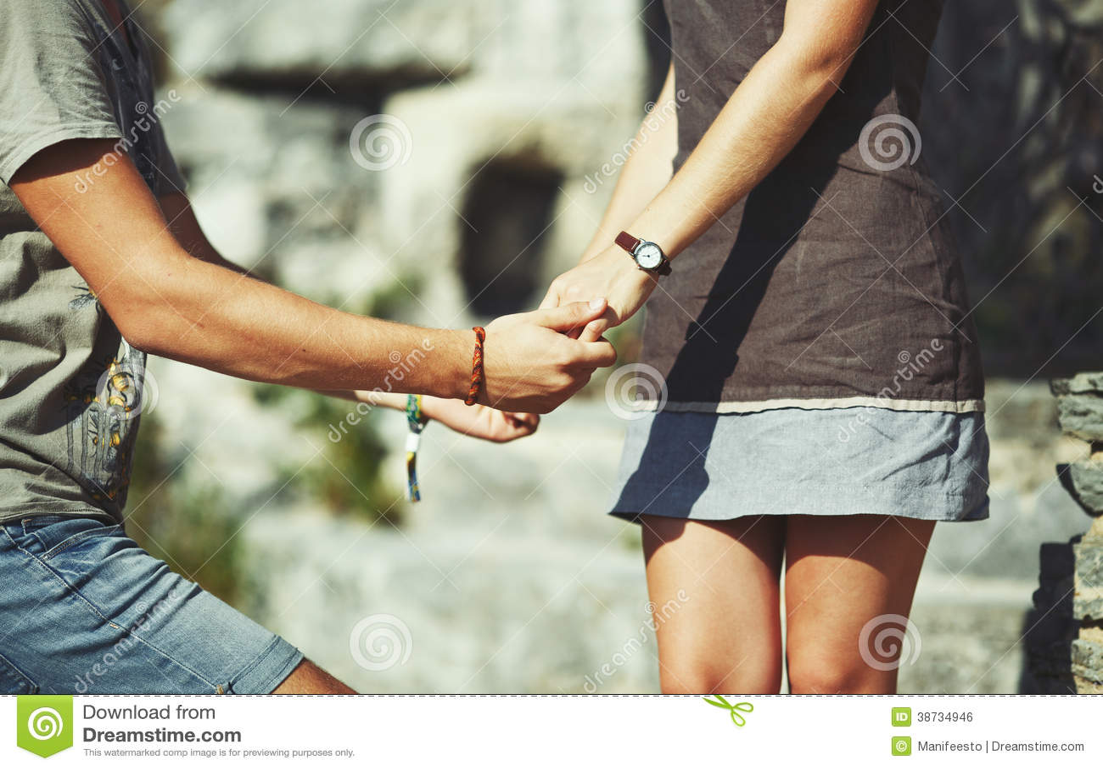 Teen couple Sweet