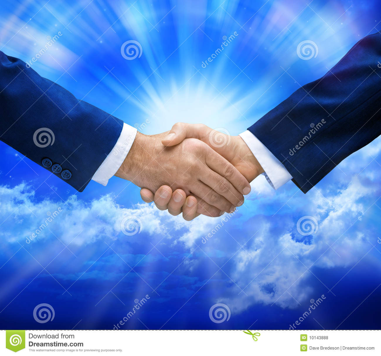 Business people handshake greeting deal at work photo free download - Handshake Deal Sky Business Royalty Free Stock Photos