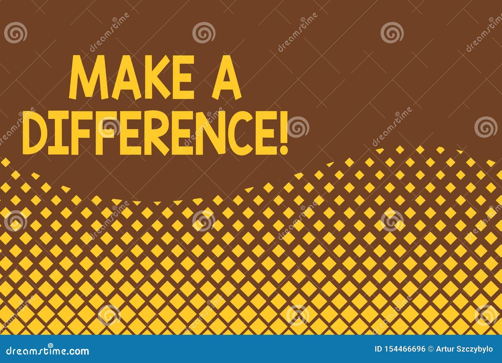 Handskrifttext g?r en skillnad Begreppsbetydelsen har viktig effekt eller non p? att visa eller l?ge