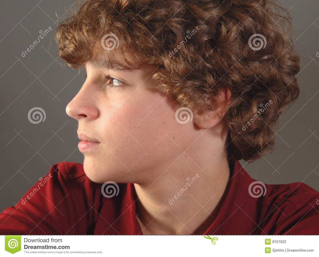 handsome 12-year old boy stock photo. image of background