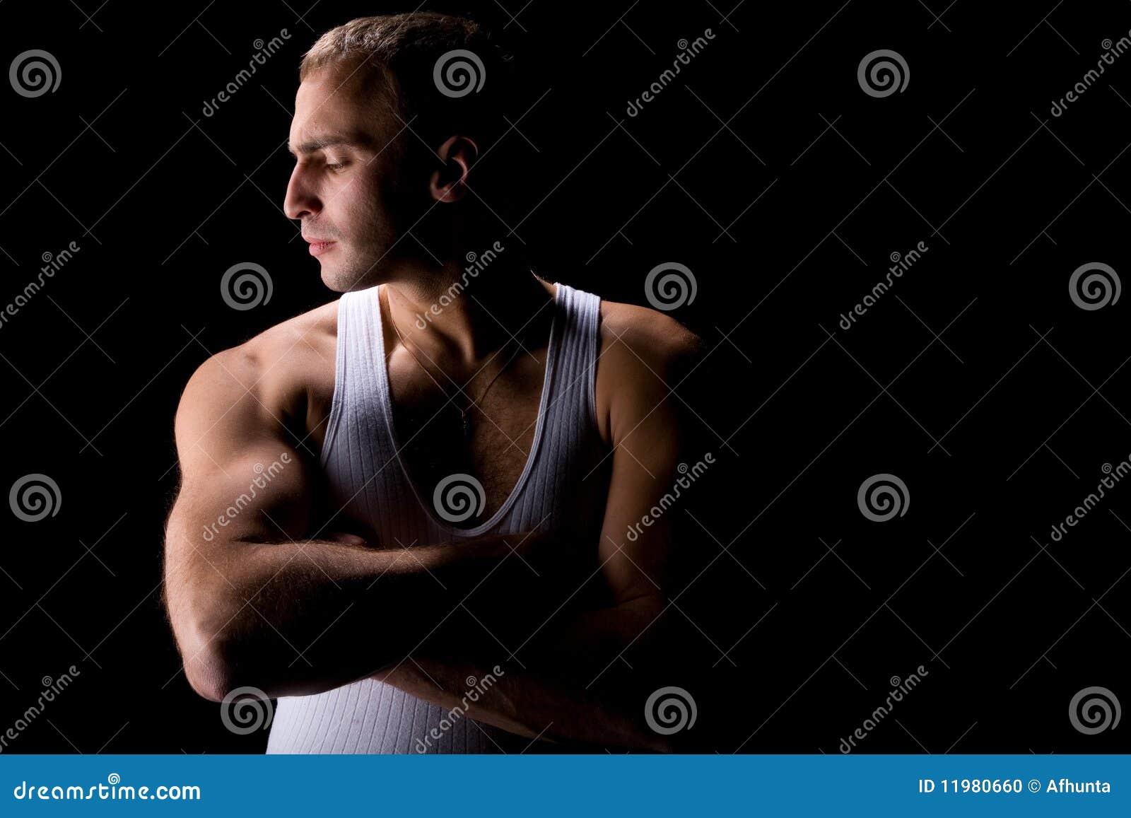 handsome black athletes dating
