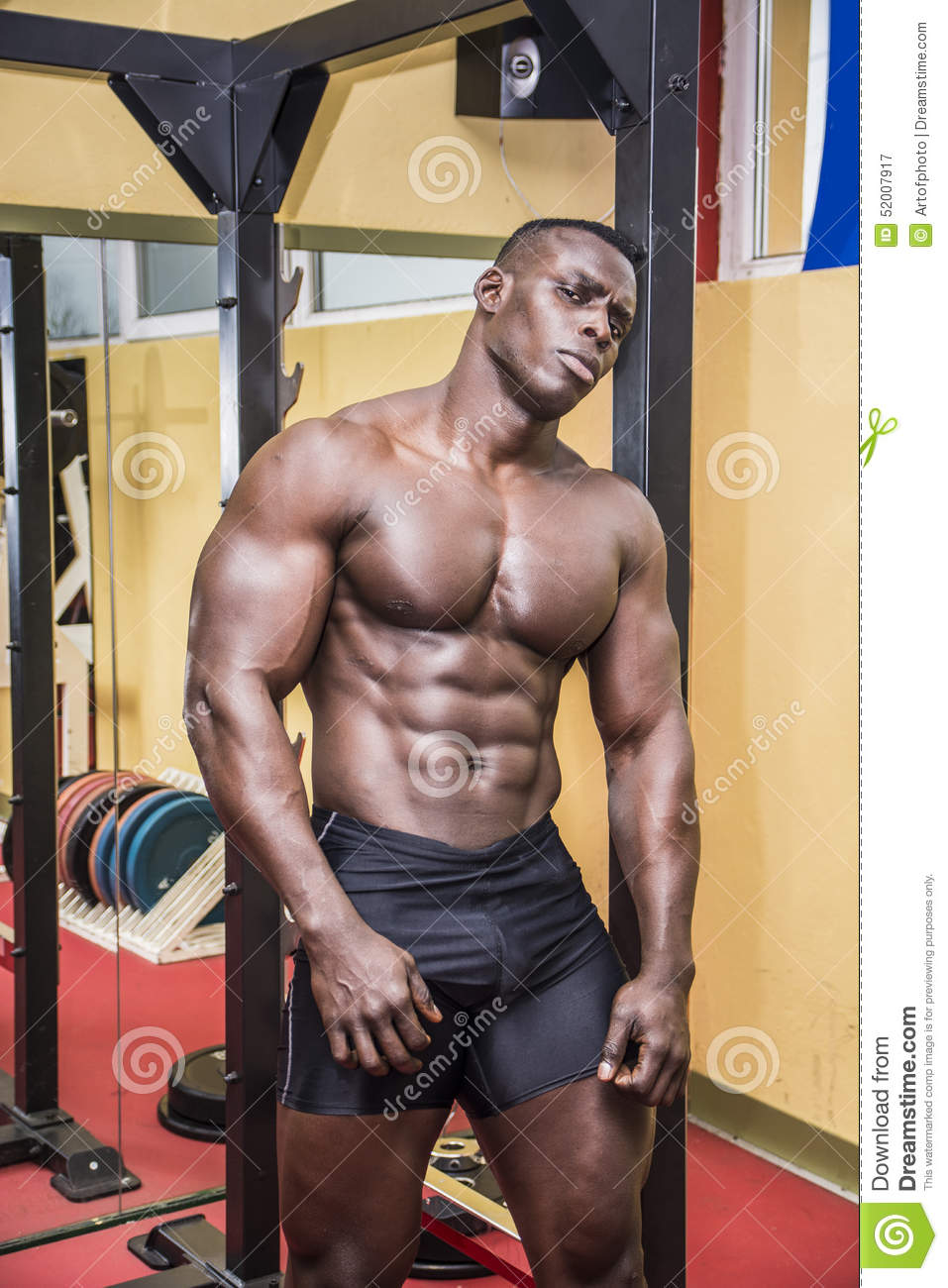 African handsome young black gays sex porn 4