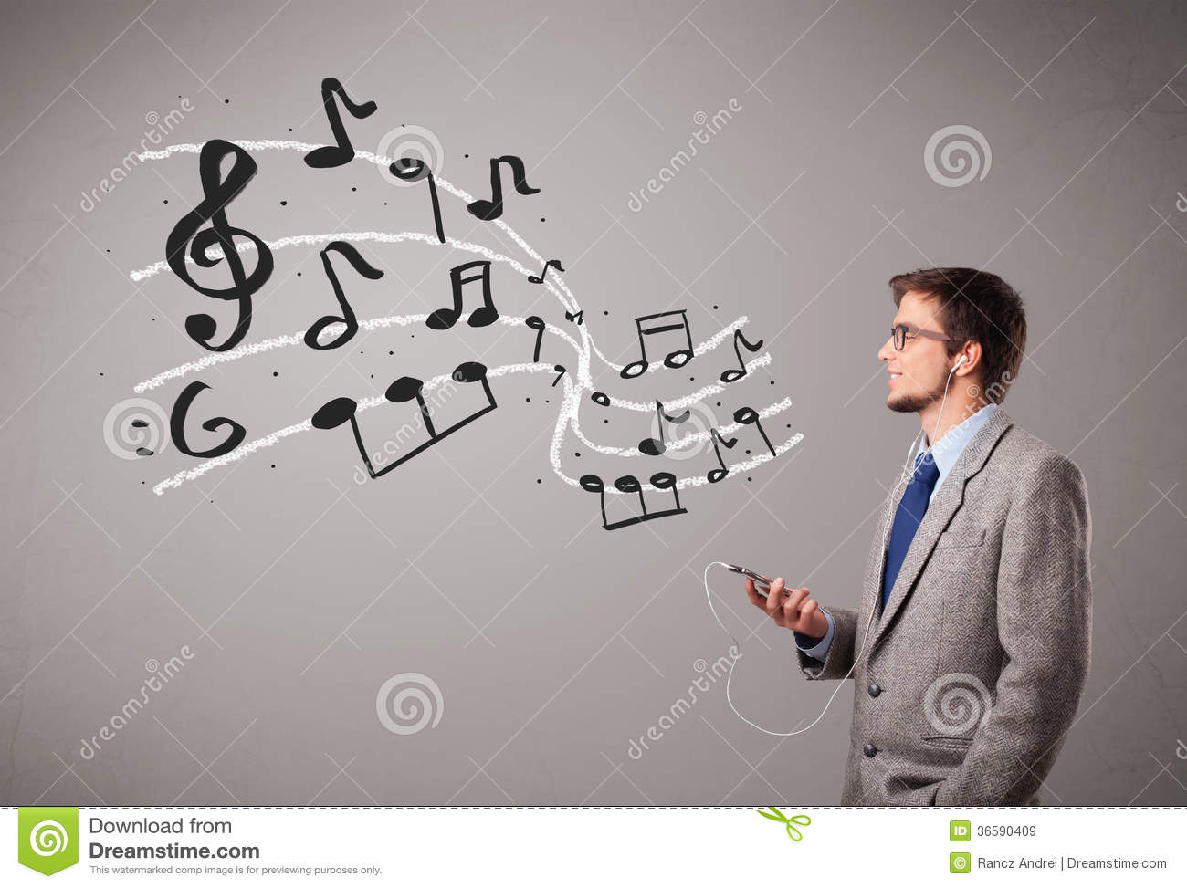 listening to music midterm notes This is why the importance of choosing the right music for studying can't be underestimated although some studies say that listening to music while you study isn't good, for many people it's vital.