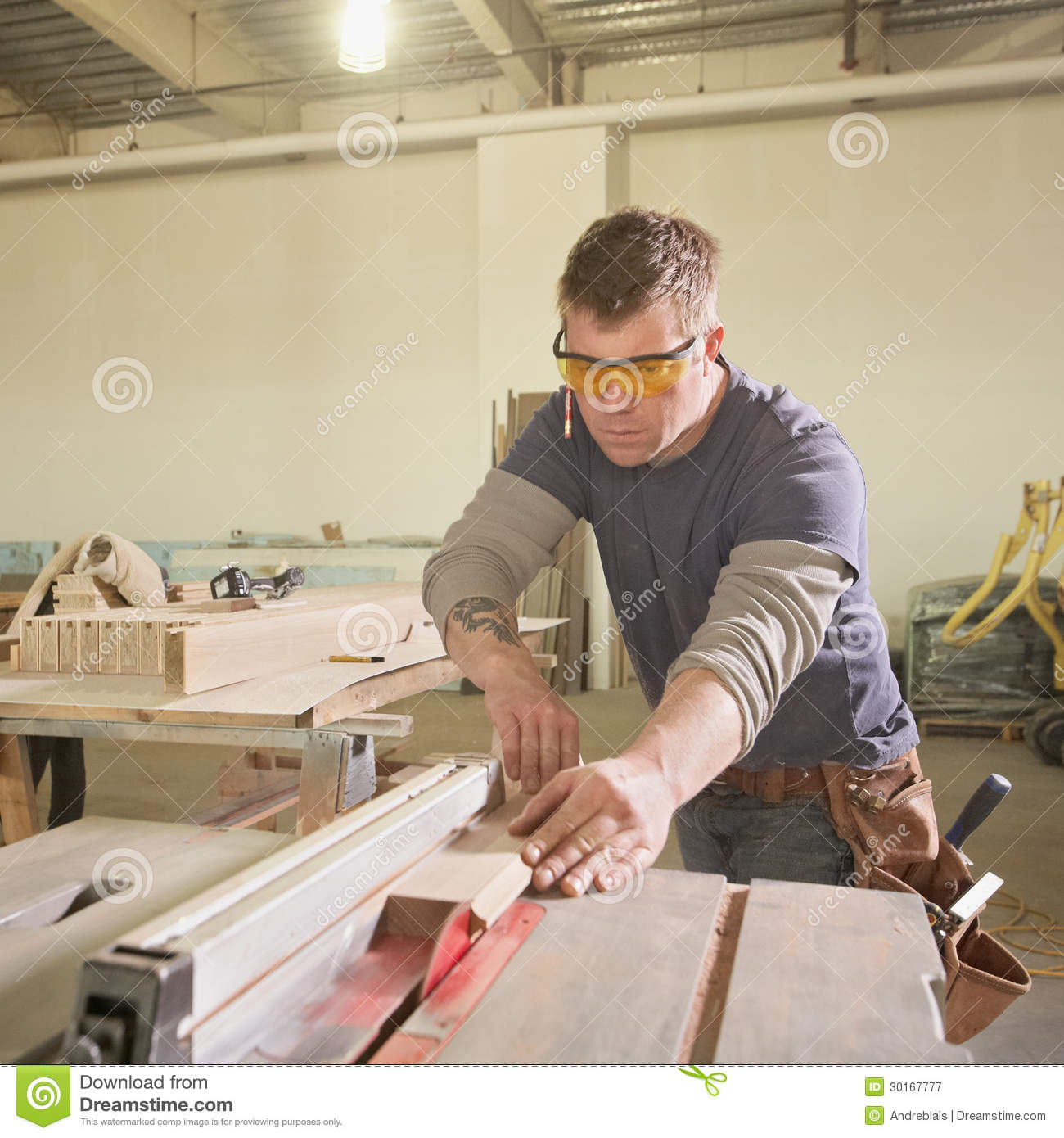 Carpenter Royalty Free Stock Photography Image 30167777