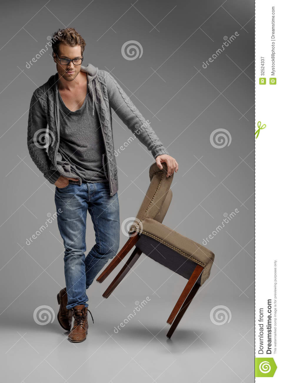 Leaning Chair