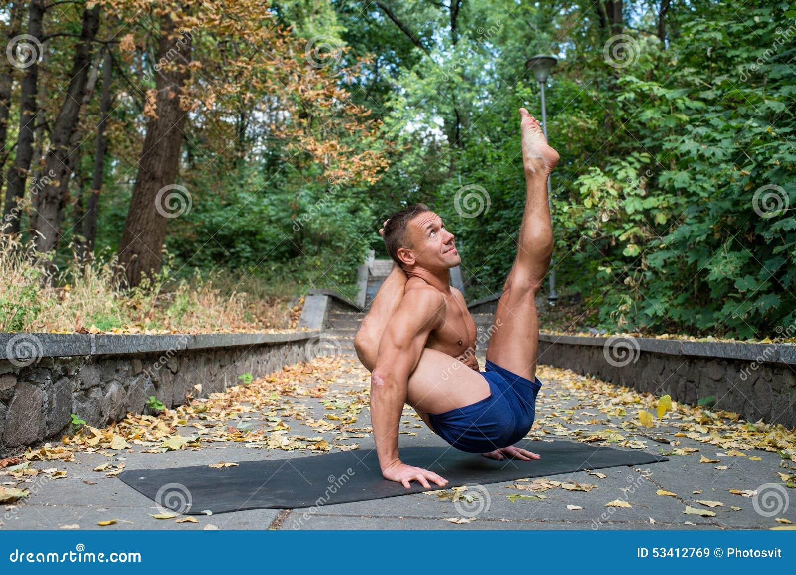 handsome flexible