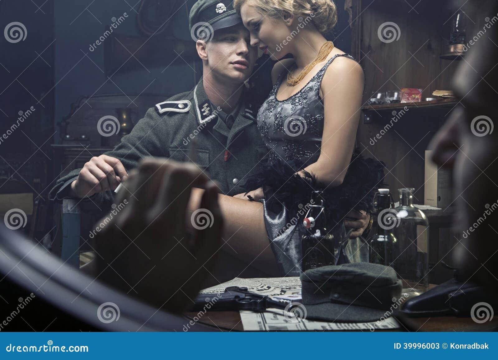 Секс немецких солдат 12 фотография