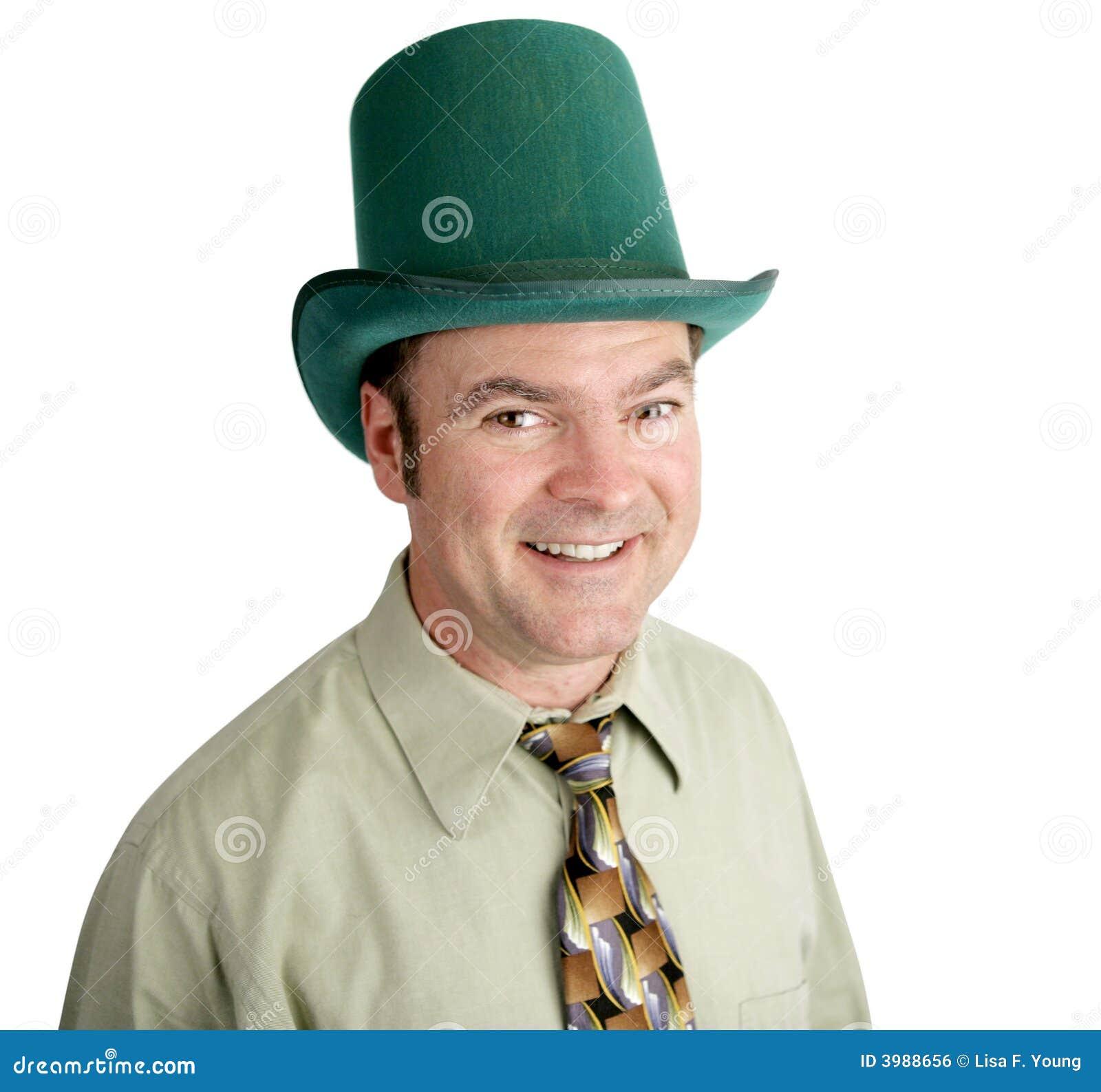 Handsome Irish Man Royalty Free Stock Image - Image: 3988656