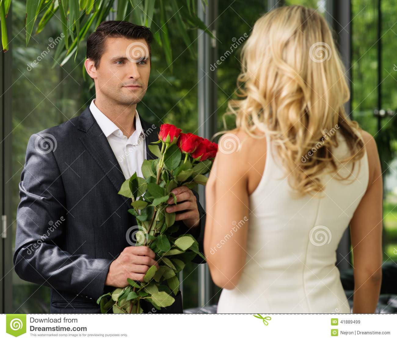 dating a very handsome man Have you ever noticed that very attractive women are not interested in nice man but are attracted to bad boys do you have attractive women friends that just want to be friends with you.