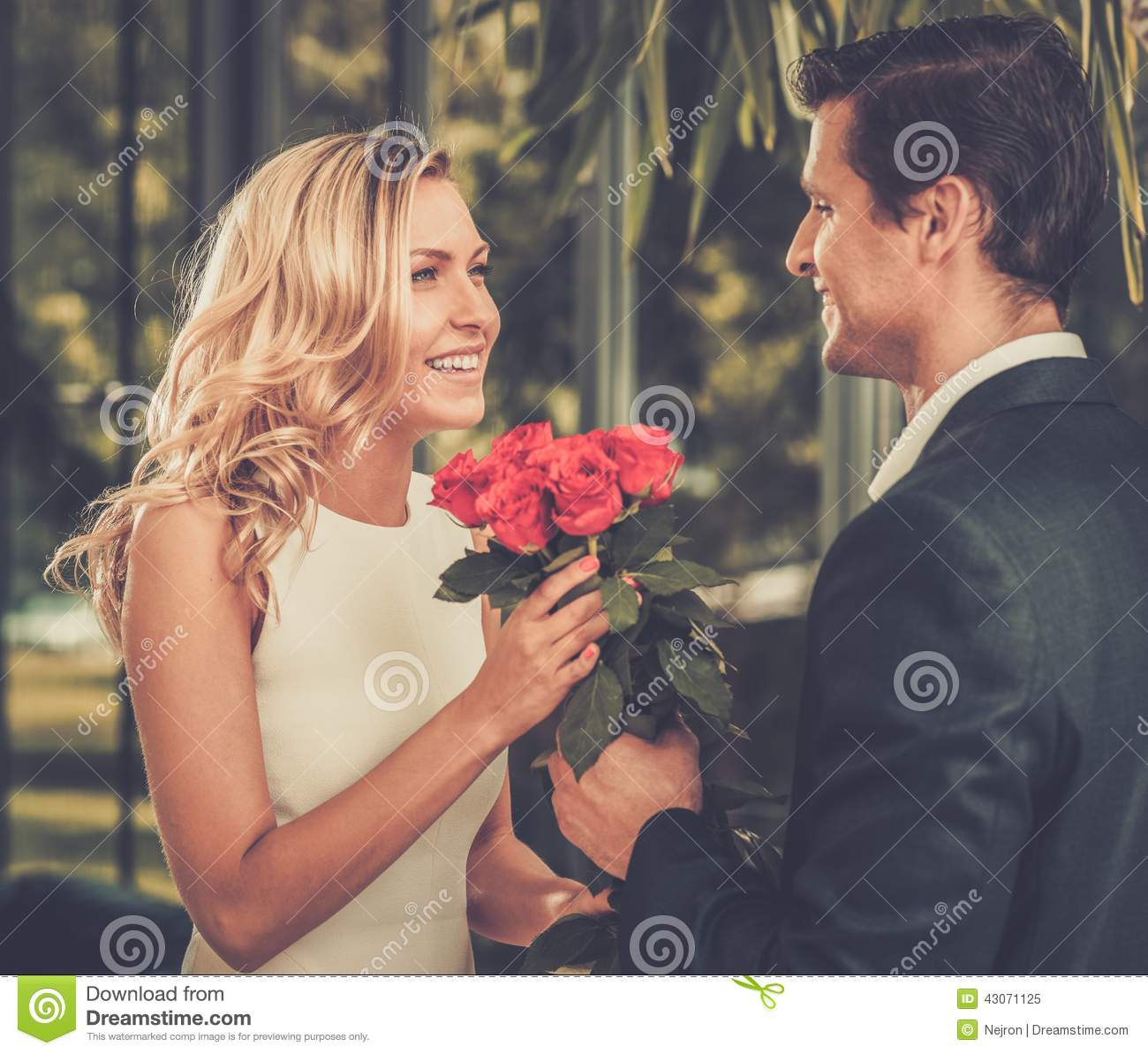 dating handsome guys We choose asshles because of the danger factor involved in dating guys who are strong and conceited we know they're wrong for us,  nice guys are boring.