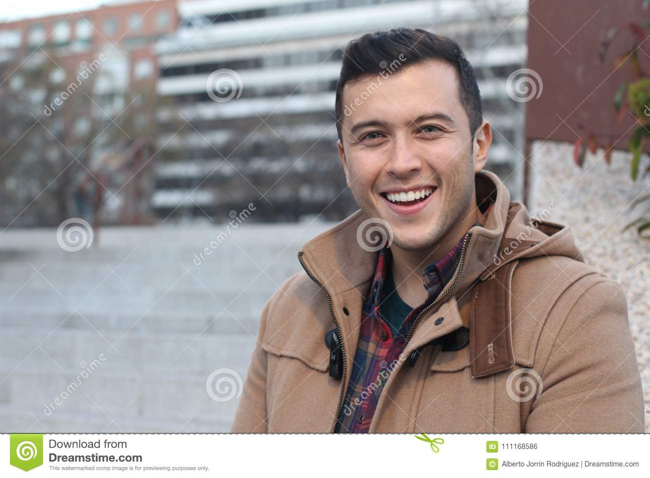 Male Mixed race
