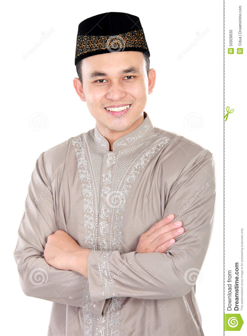 handsome muslim men