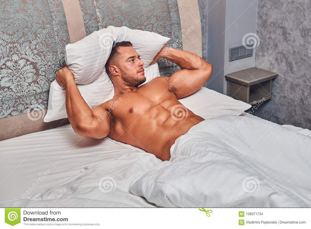 Confirm. hot naked man in bedroom