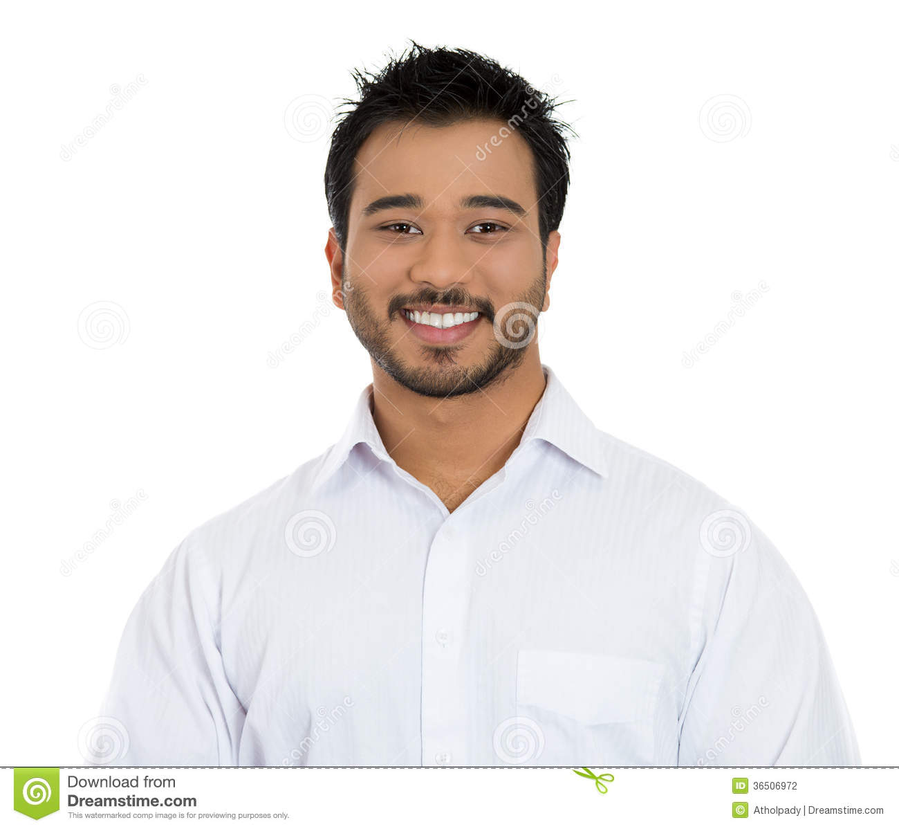 Handsome smiling businessman  confident and successfulHandsome Businessman Successful