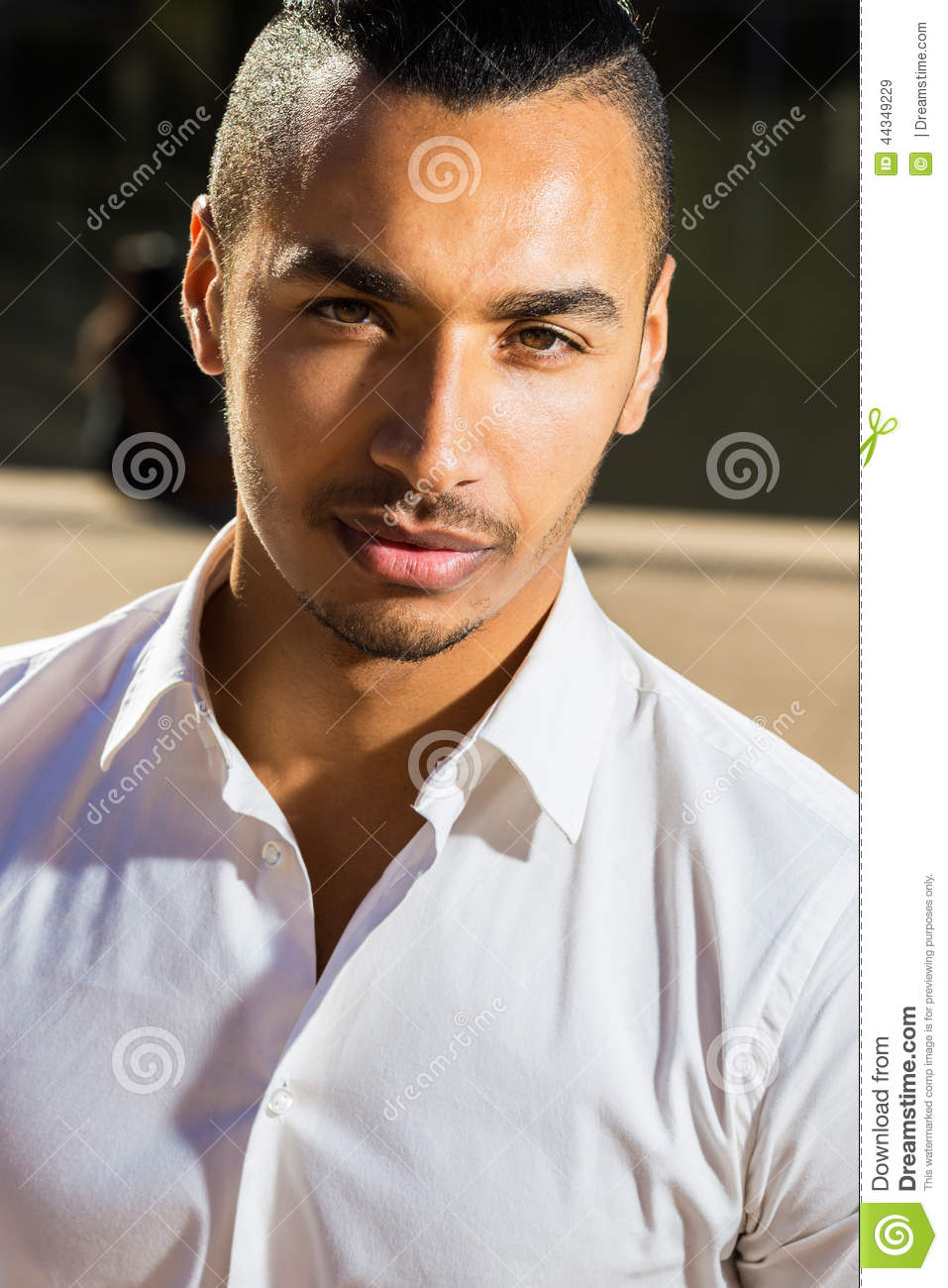 Mixed Race Mens Hairstyles