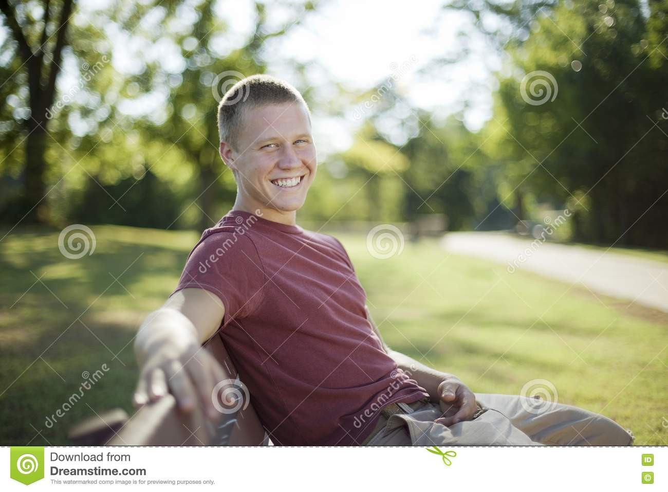 More similar stock images of ` Handsome Teen Boy `