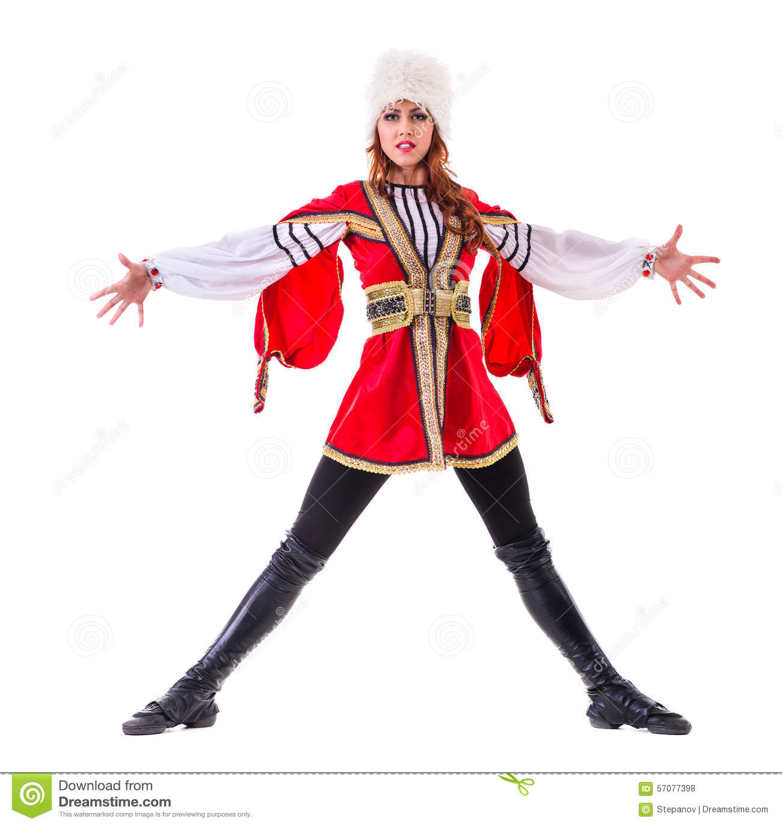 How to dance lezginka