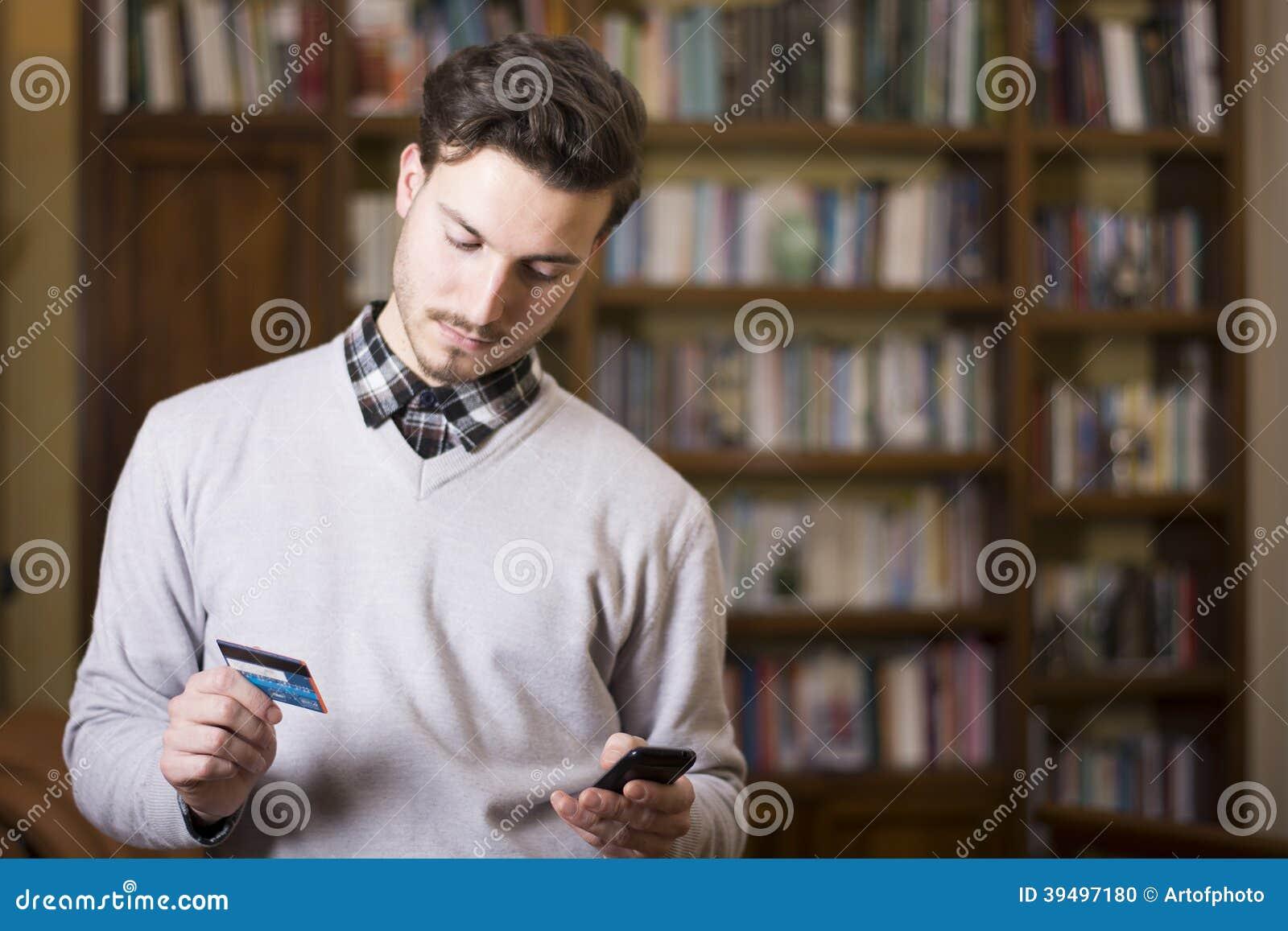 Shop man online