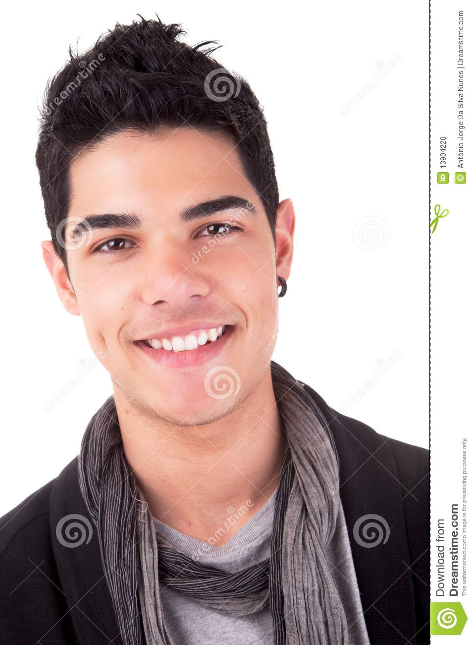 Young Man Smiling | www.pixshark.com - Images Galleries ...