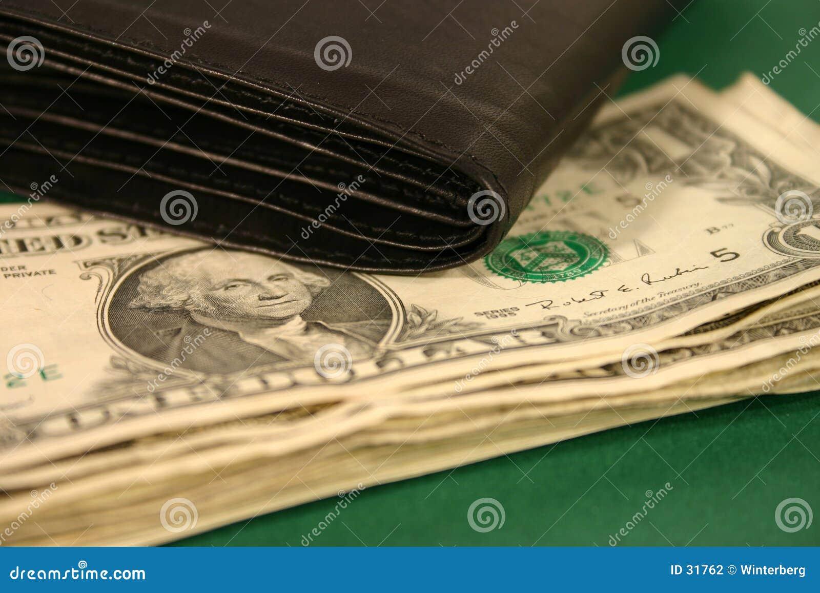 Handväska för pengar ii