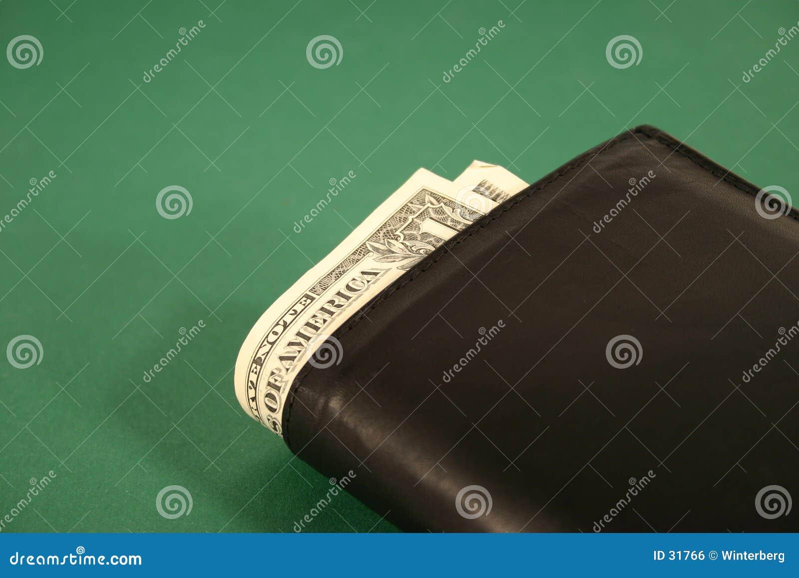 Handväska för pengar iii