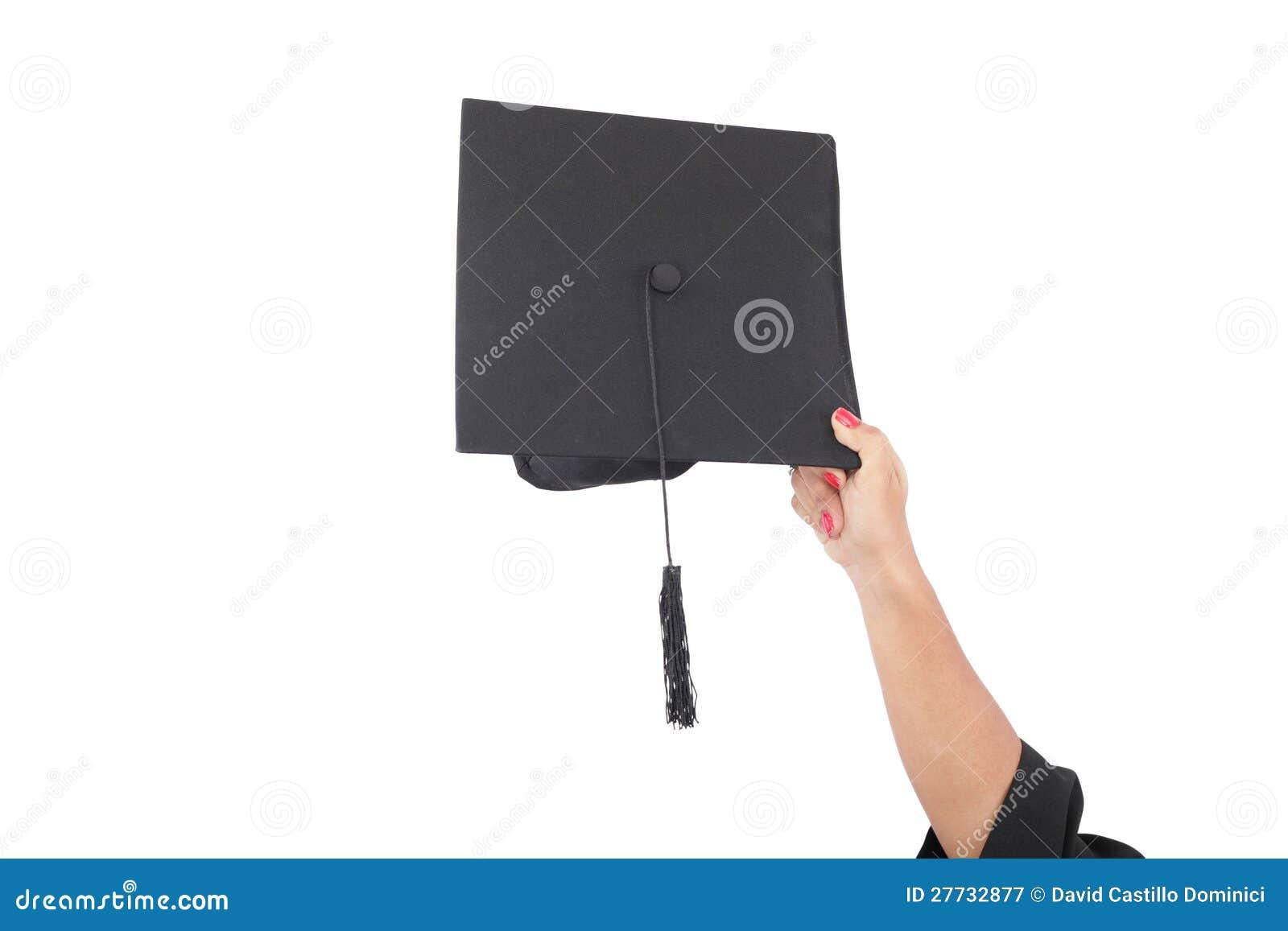 Handwerfende Staffelunghüte