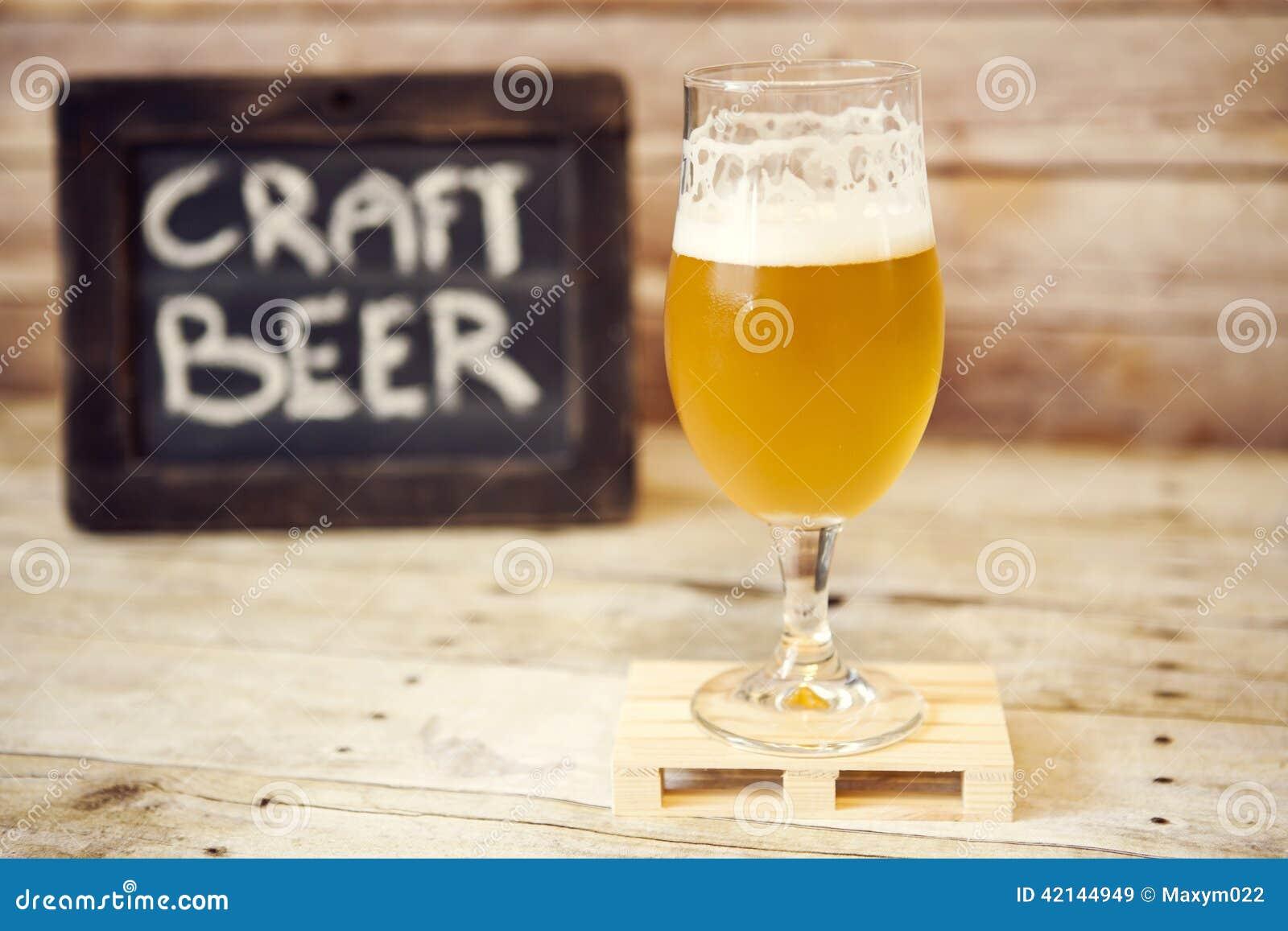 Handwerks-Bier