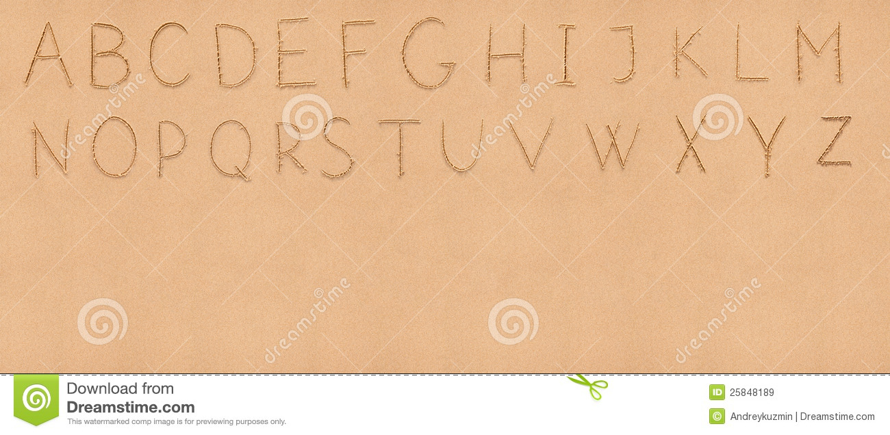 The History of the Alphabets