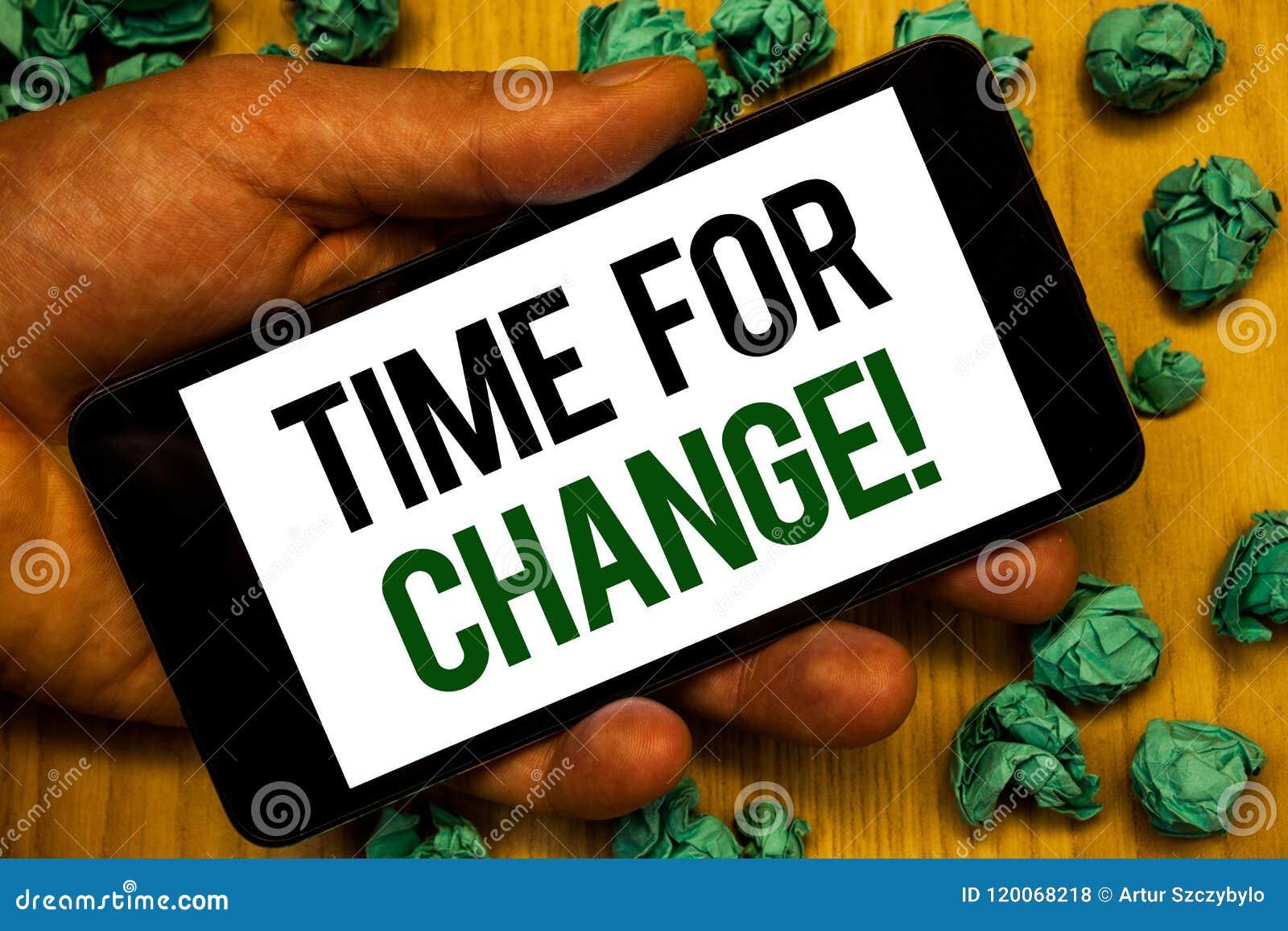 Handwriting teksta czas Dla zmiany Motywacyjnego wezwania Pojęcia znaczenia przemiana R Ulepsza transformatę Rozwija ręki mienia