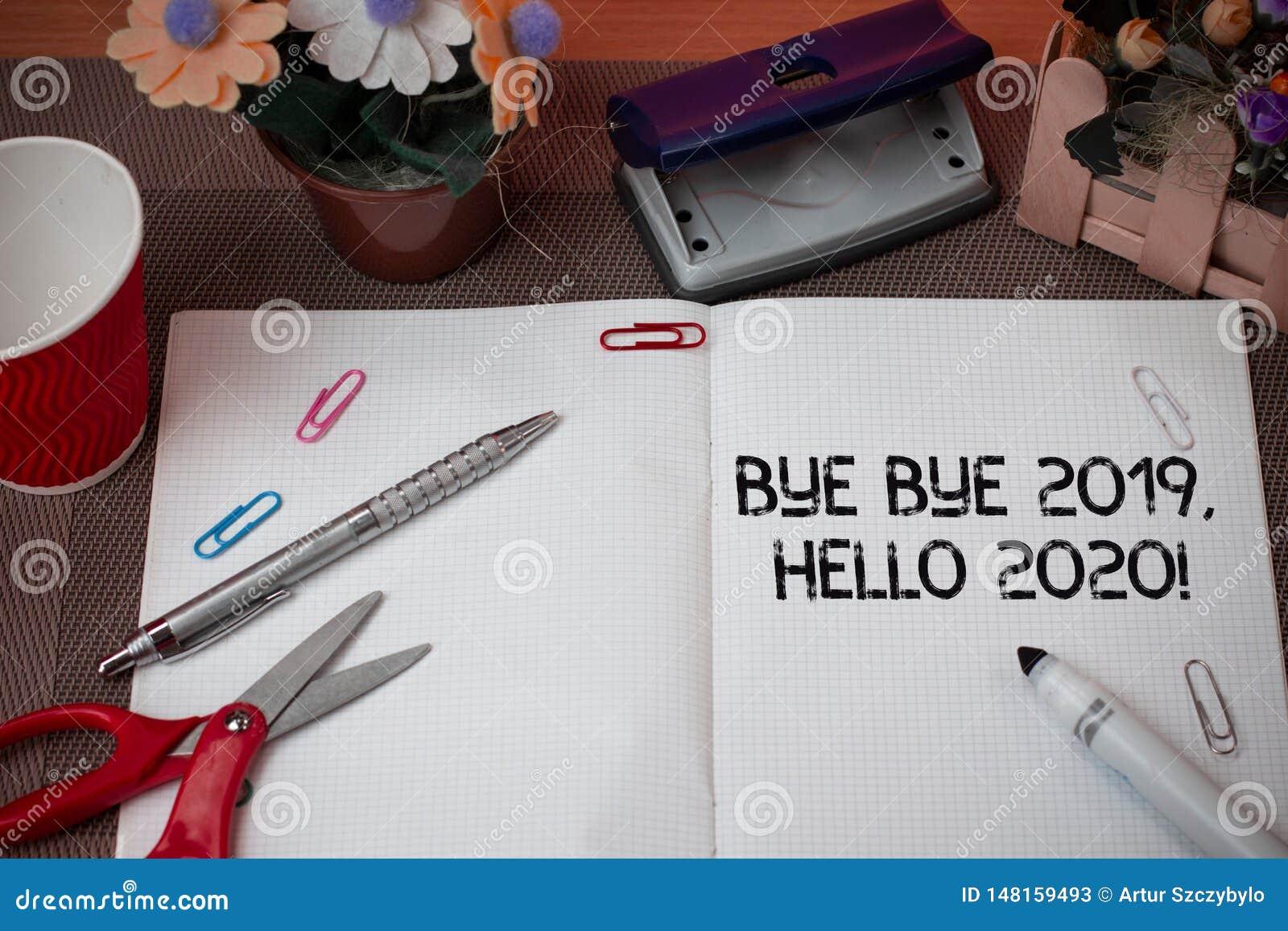 Handwriting teksta walkower - walkower 2019 2020 Cze?? Poj?cia znaczenie m?wi ostatni rok i wita inny dobry jeden do widzenia