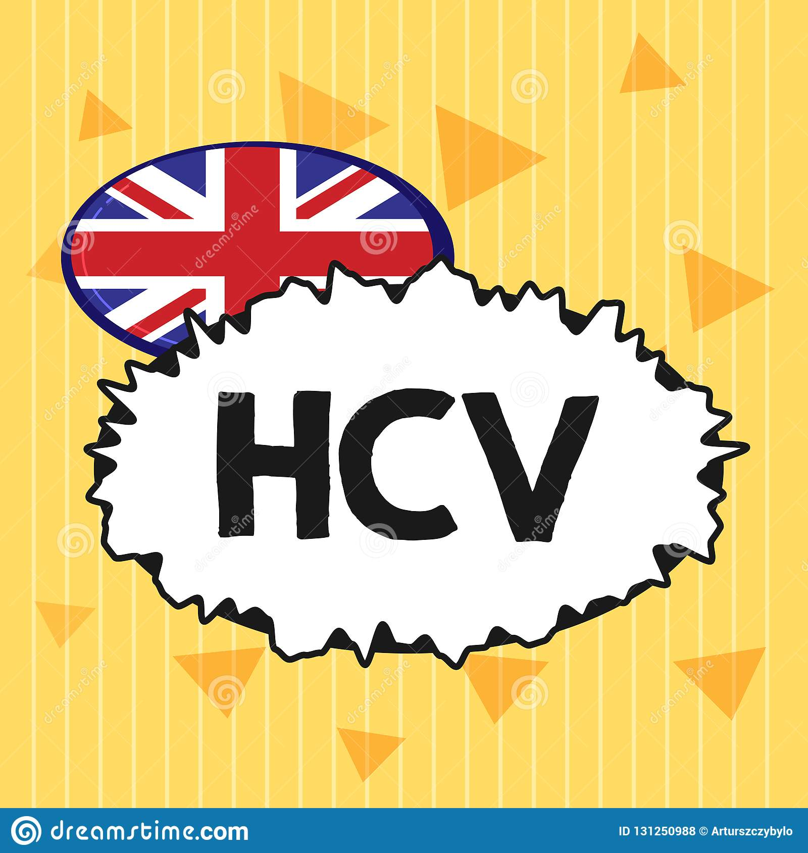 Handwriting Text Hcv  Concept Meaning Infective Agent That
