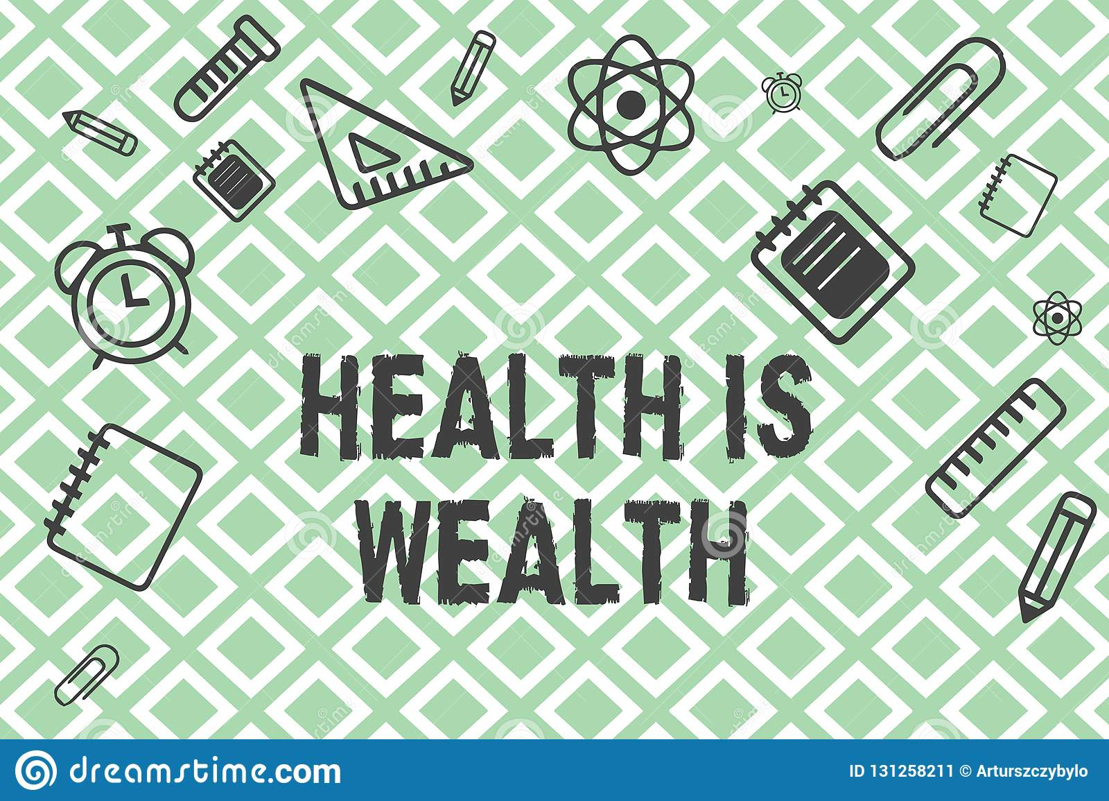 health is important than wealth