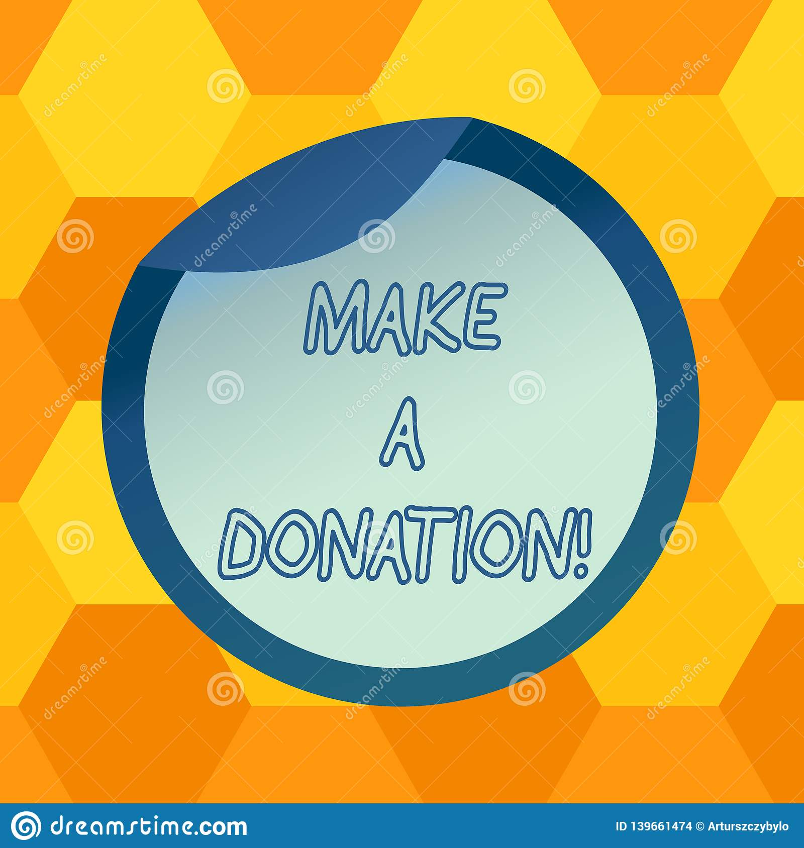 Handwriting Text Make A Donation Concept Meaning Donate Giving Things Not Used Any More To Needed Showing Bottle Stock Illustration Illustration Of Contribute Donations 139661474