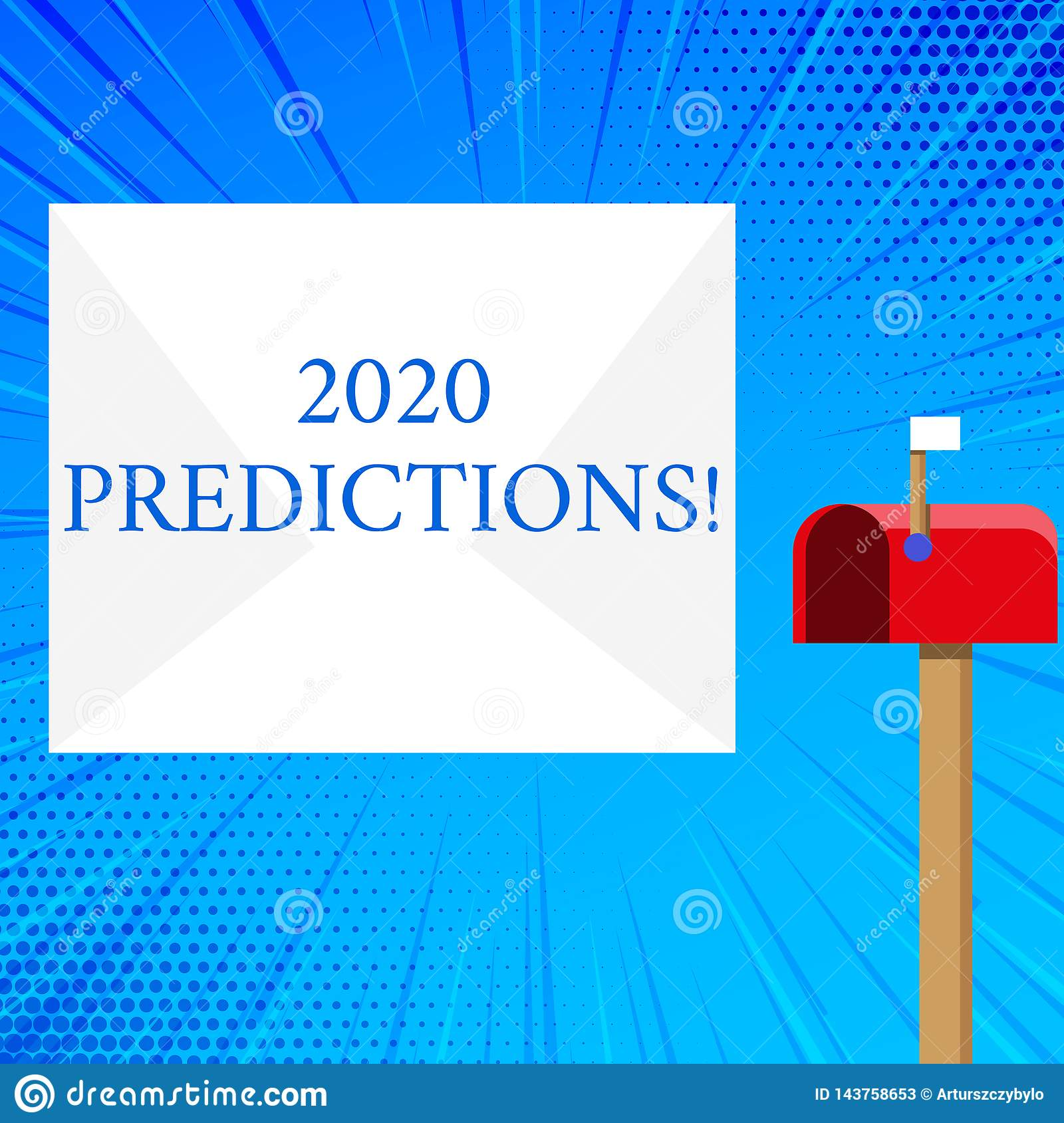 Handwriting Text 2020 Predictions  Concept Meaning Statement