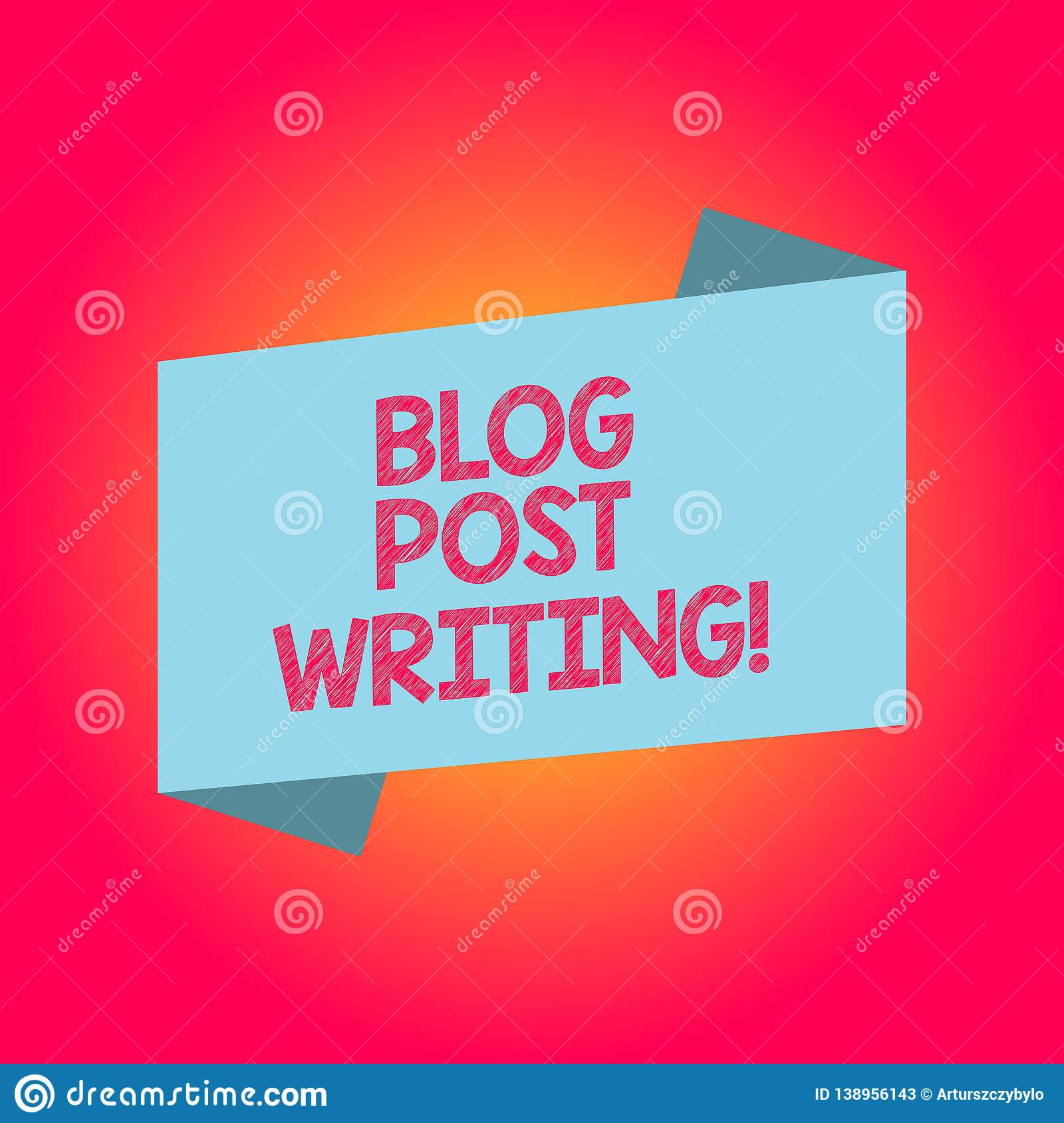 Handwriting Text Writing Blog Post Writing Concept Meaning Demonstratingal Online Diary Or Say Journal Share Their Stock Illustration Illustration Of Sharing Cloud 138956143