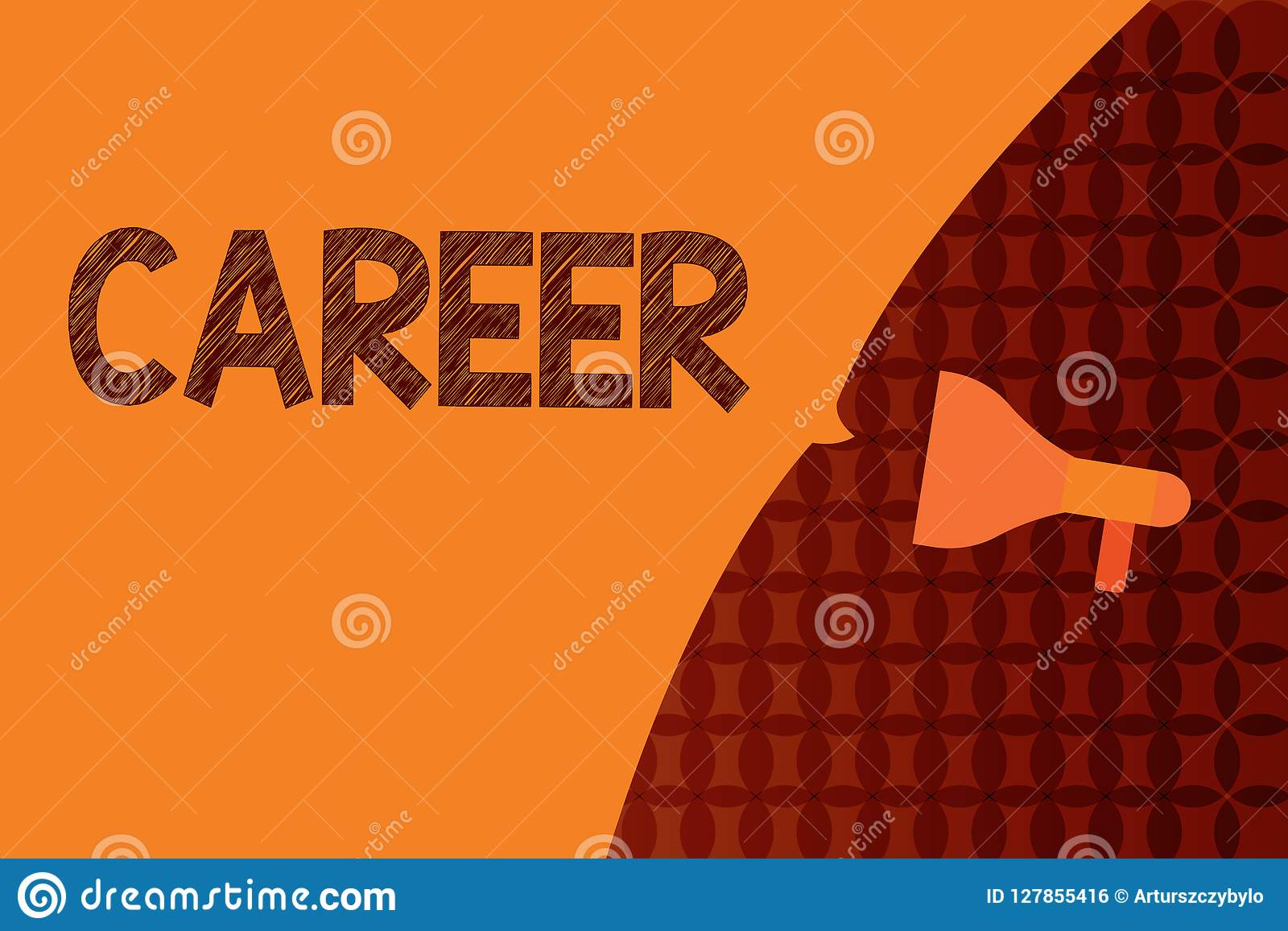 Handwriting Text Writing Career  Concept Meaning Undertaken