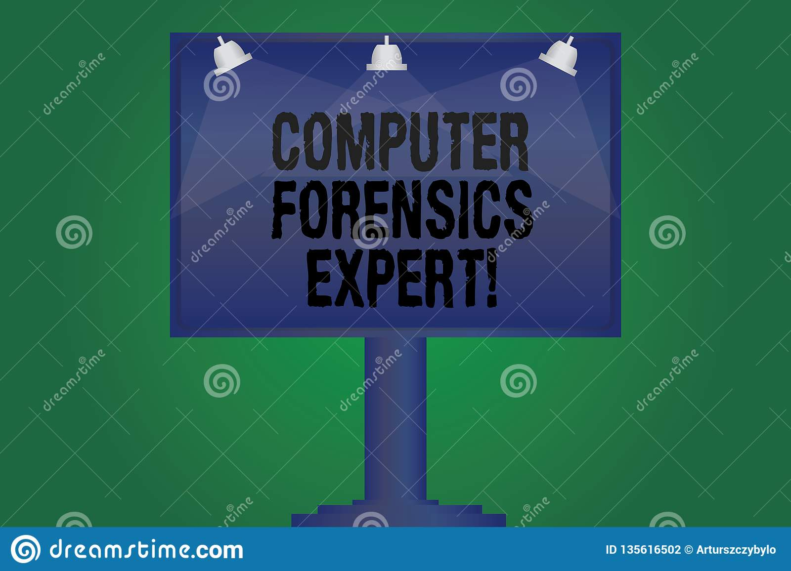 Handwriting Text Writing Computer Forensics Expert Concept Meaning Harvesting And Analysing Evidence From Computers Stock Illustration Illustration Of Gather Crime 135616502