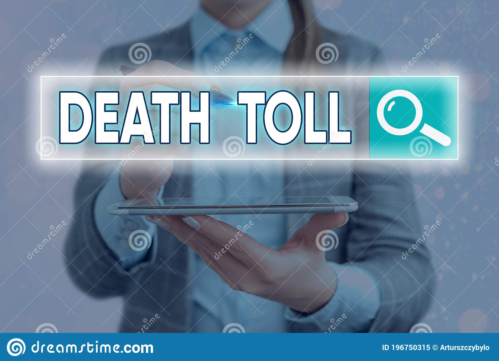 Handwriting Text Writing Death Toll Concept Meaning The Number Of Deaths Resulting From A Particular Incident Web Stock Image Image Of Accident Loss 196750315