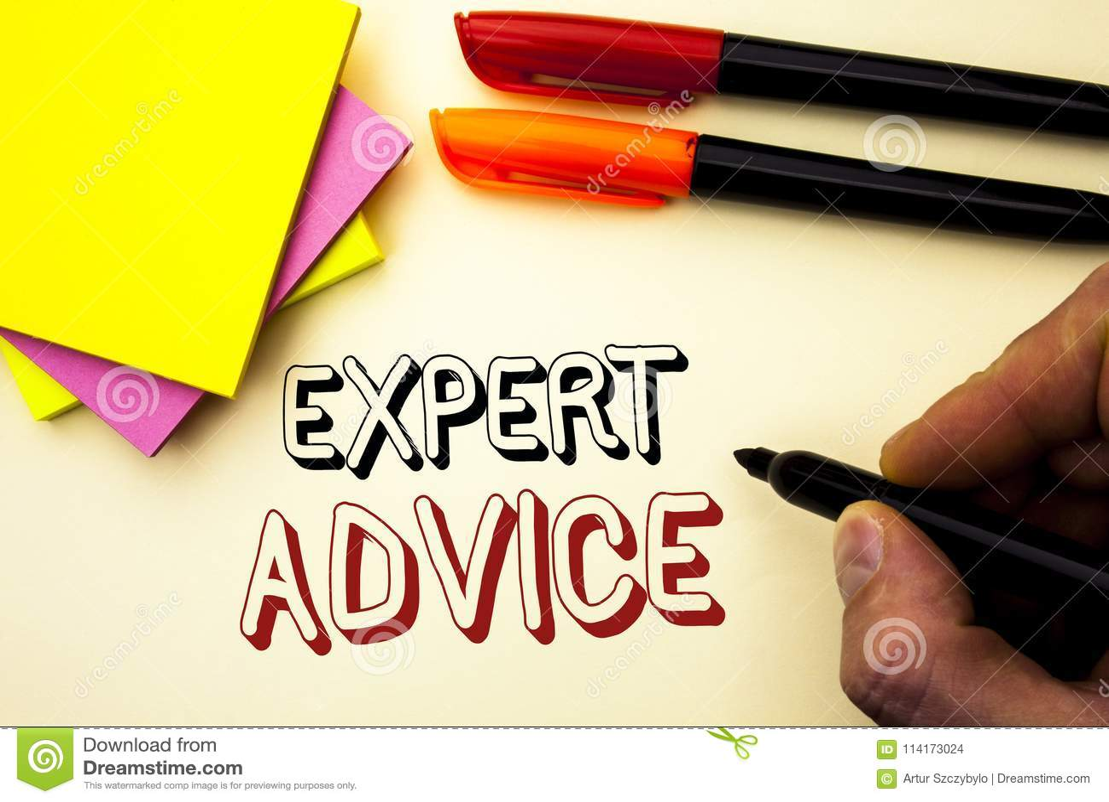 Writing expert help